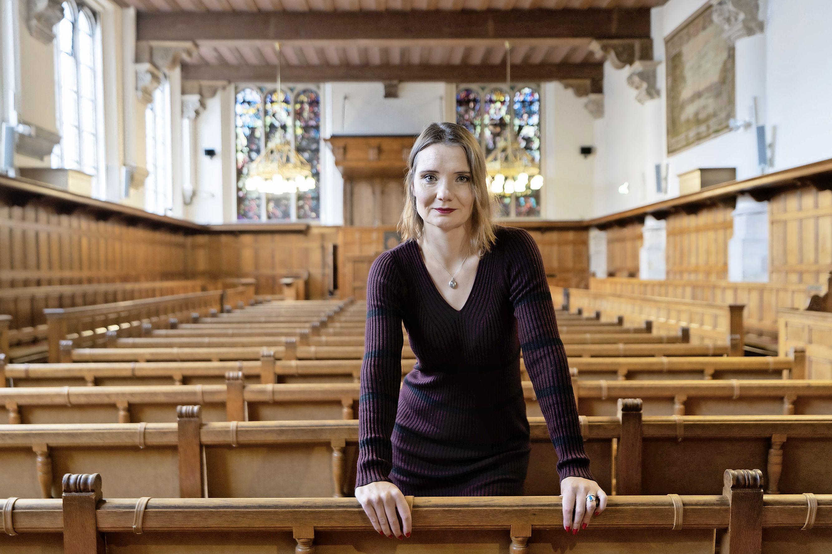 LUCAS Publieksprijs voor impact gaat naar Nadine Akkerman: 'We moeten de kloof tussen academici en de maatschappij verkleinen'