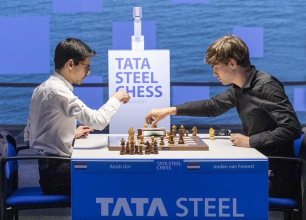 Tata Steel Chess online een groot succes; 'Miljoenen mensen over de hele wereld keken mee'