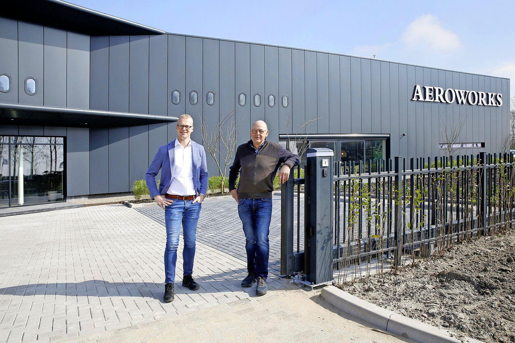 Aeroworks betrekt in lastige coronatijd nieuw hoofdkantoor: ontslag voor vijfhonderd werknemers wereldwijd en omzet meer dan gehalveerd
