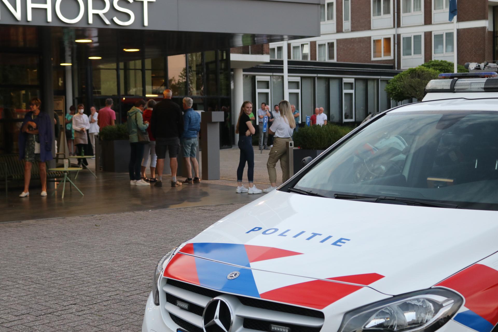Hotel NH Leeuwenhorst in Noordwijkerhout ontruimd vanwege brand