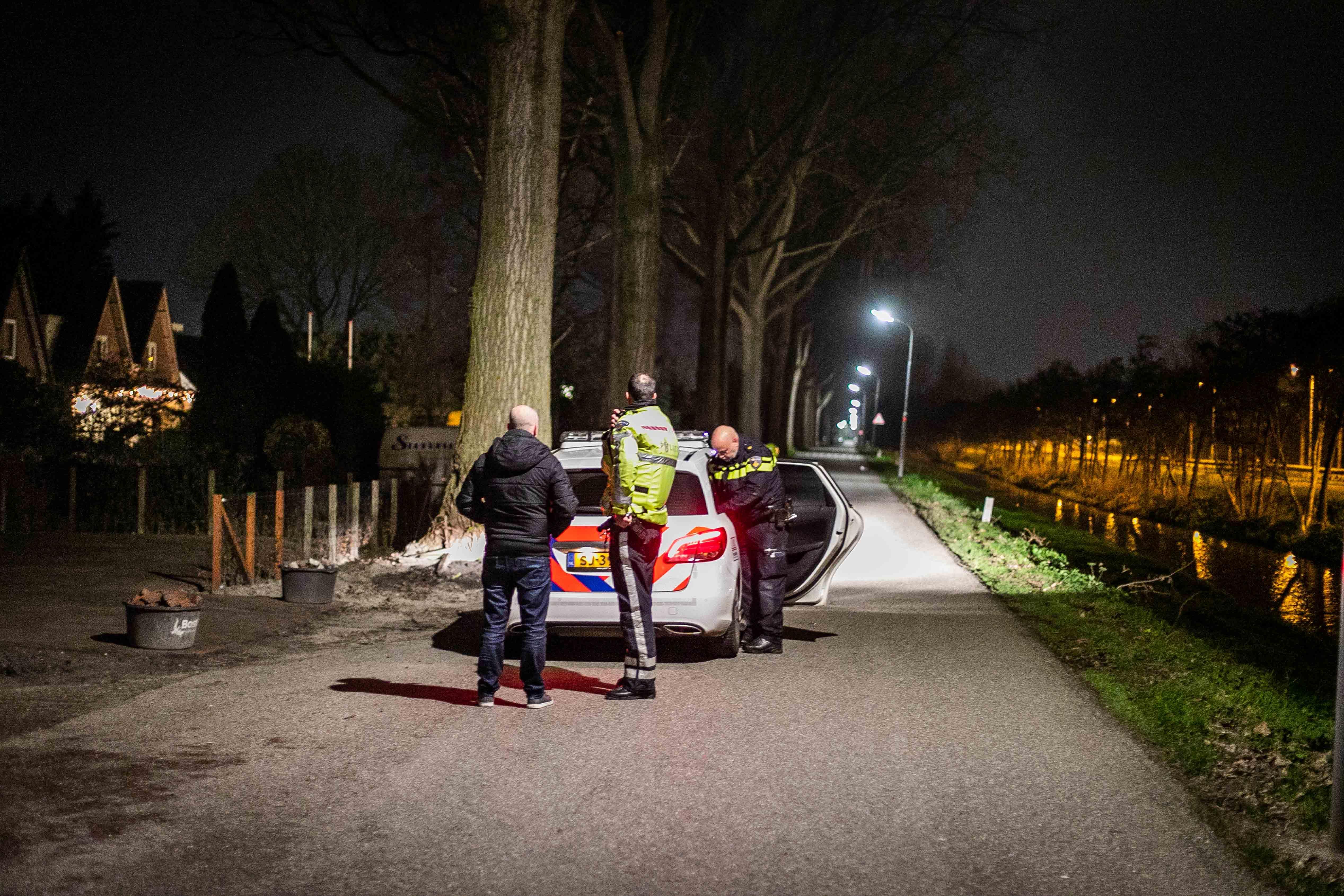 Verdachte aangehouden na inbraak bij bedrijventerrein Cruquius-Zuid, tweede verdachte voortvluchtig