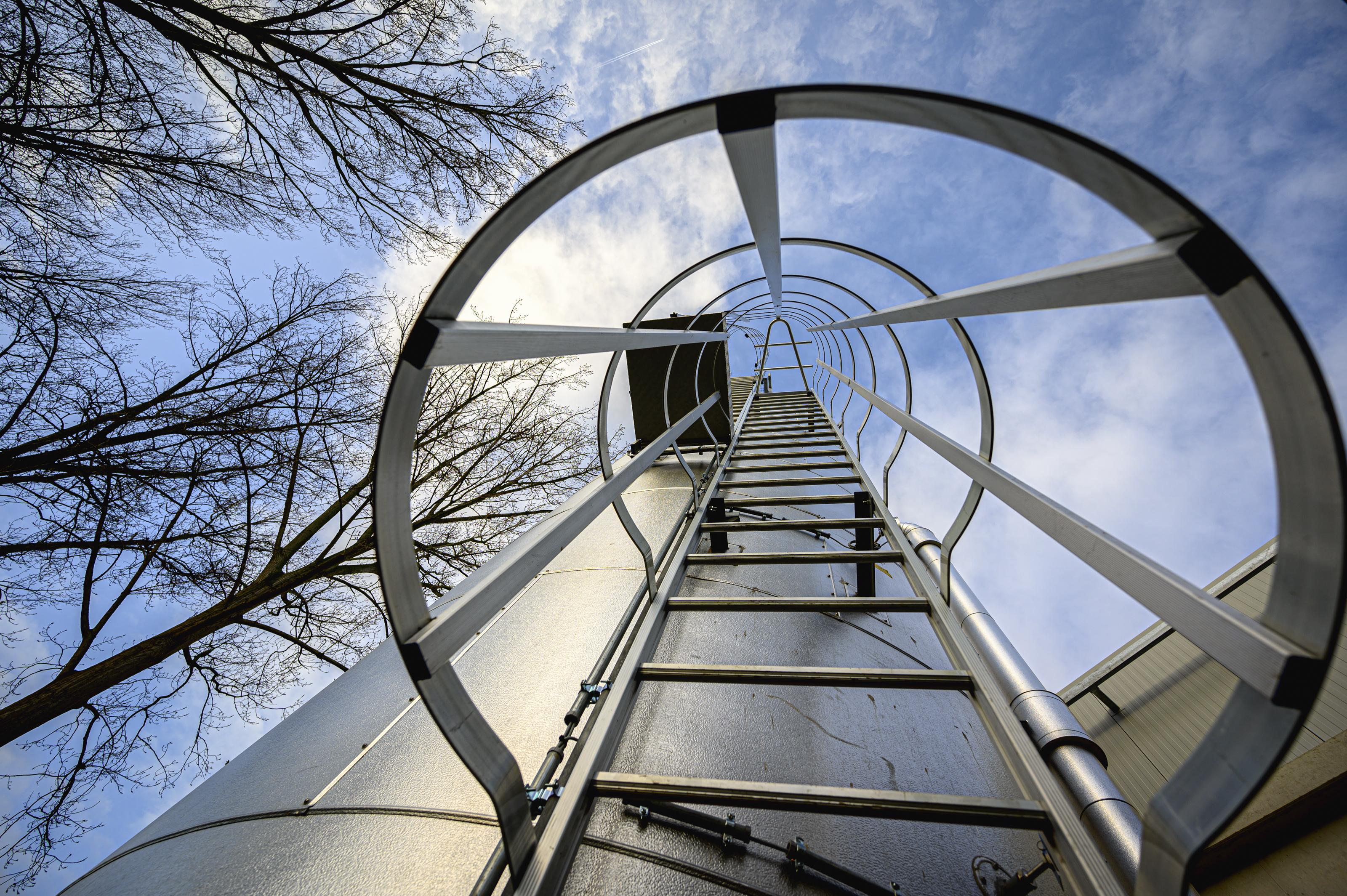 Bioforte gaat rookgas meten van Zaandamse houtcentrale op volle kracht