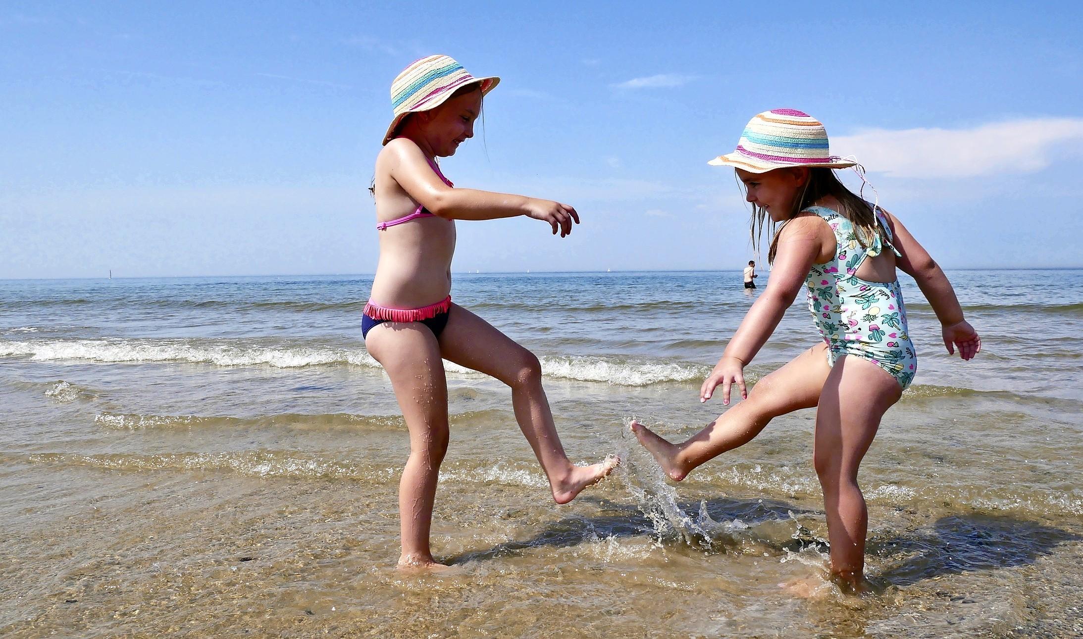 Een zonnetje en hoge temperaturen: zijn we voorbereid op drukkere stranden?