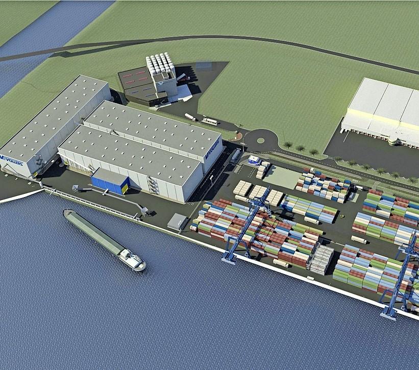 Meer overslag Zaandamse havens ondanks corona, wel minder riviercruiseschepen