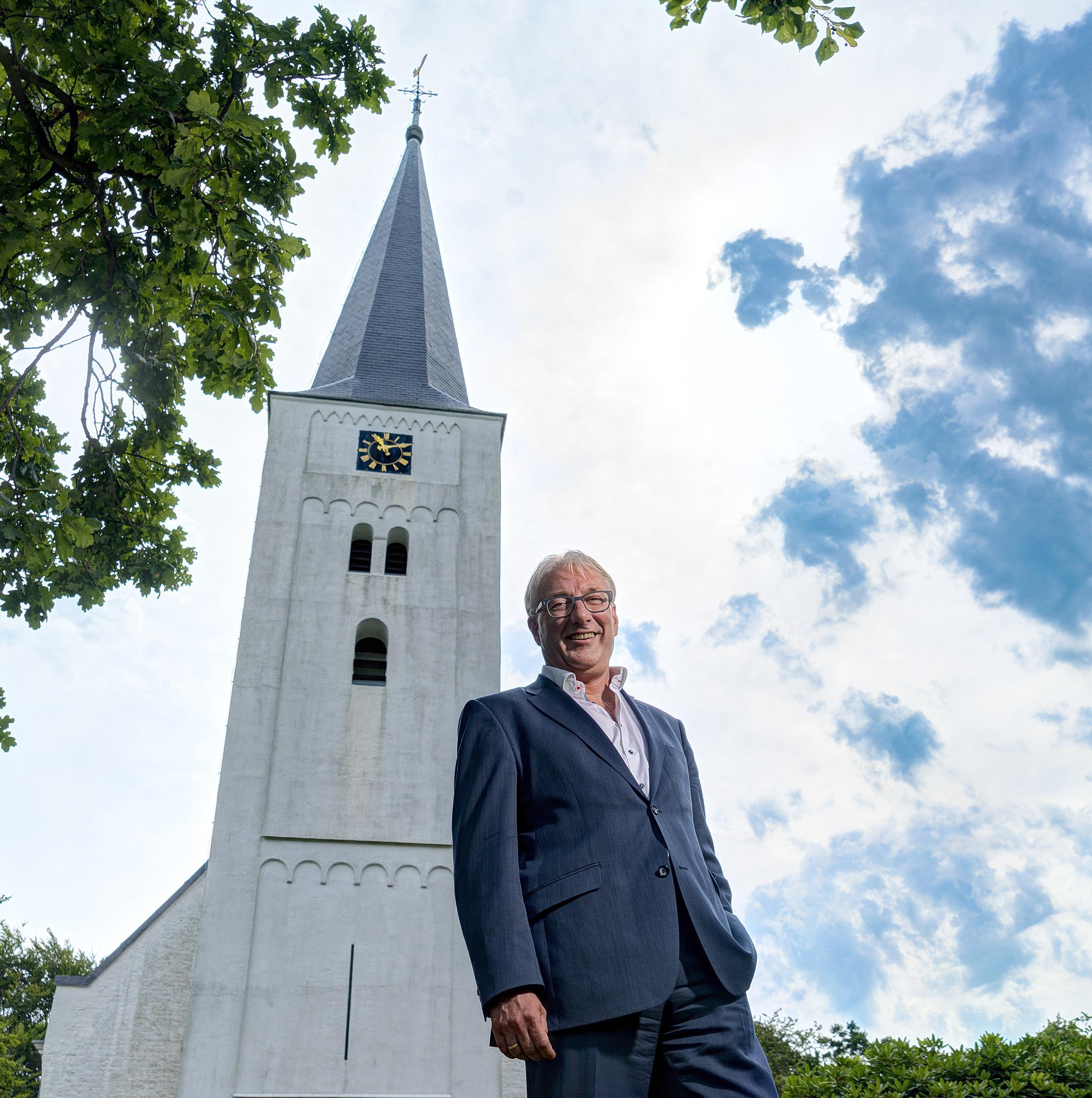 Hans Romeyn stopt volgend jaar als burgemeester van Heiloo
