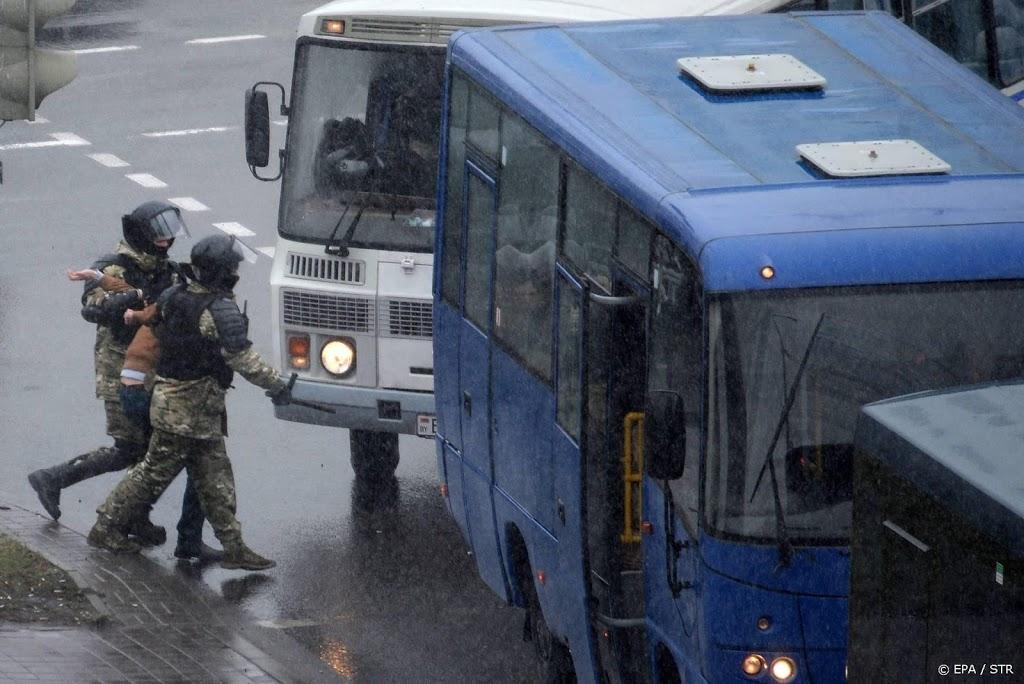 Honderden aanhoudingen in Wit-Rusland bij nieuwe demonstraties