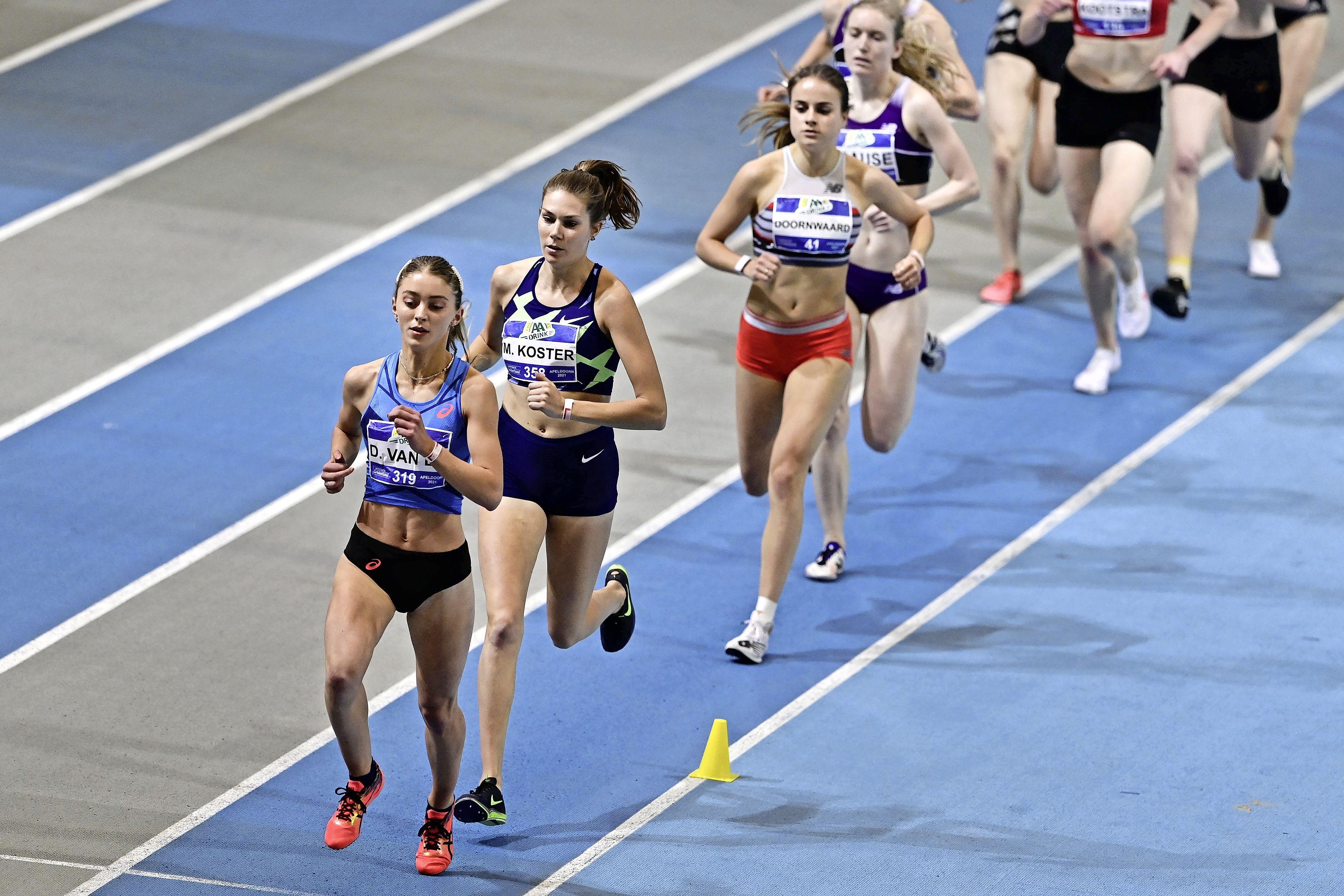 Femke Pluim is 'niet fit genoeg' en meldt zich af voor NK atletiek
