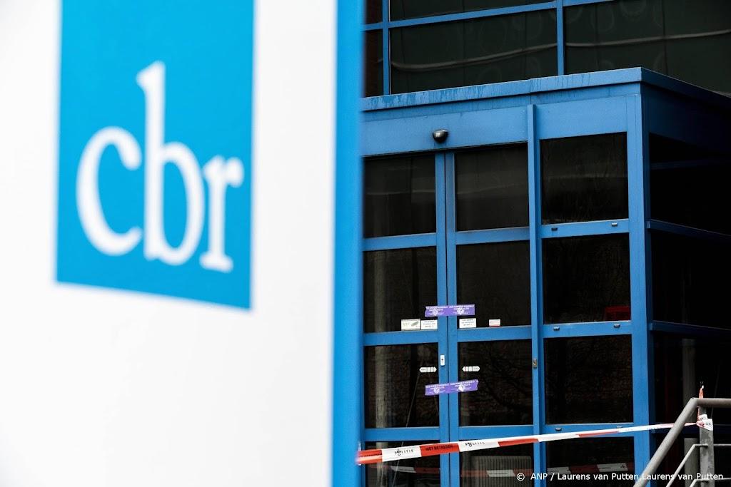 CBR deed intern onderzoek naar chauffeur die agent doodreed