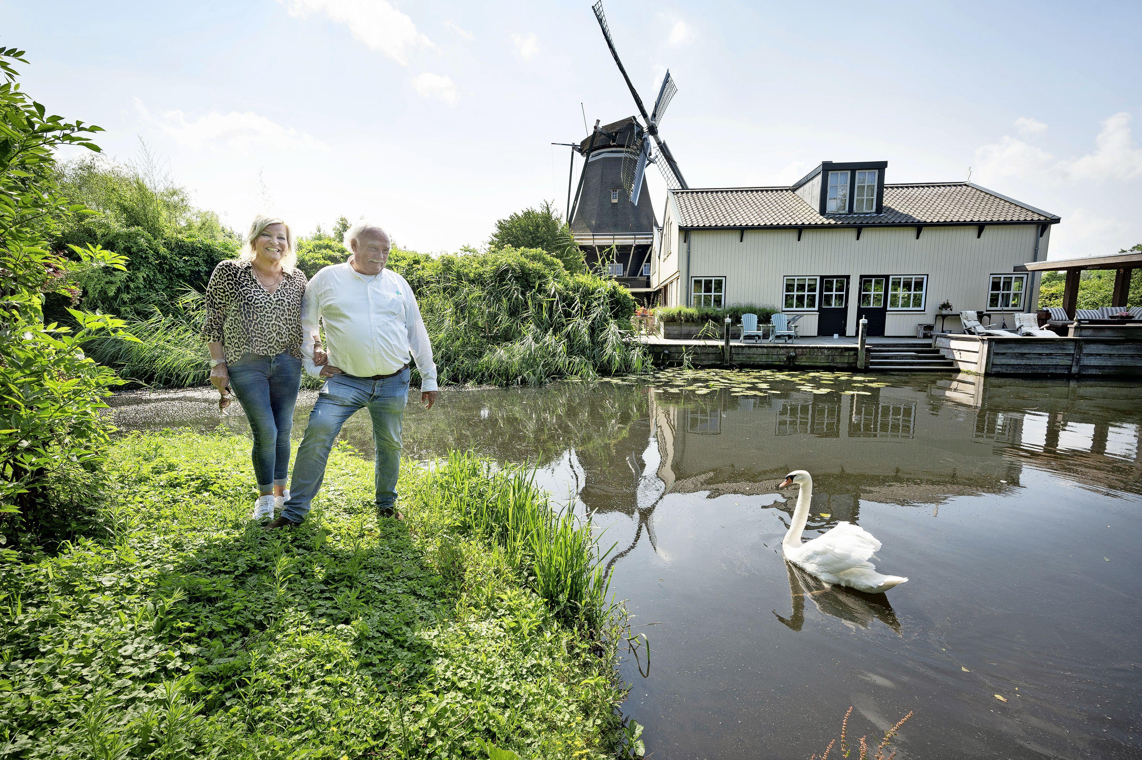 Waarschijnlijk het duurste pand van Leiden staat te koop, maar voor hoeveel zegt de eigenaar niet