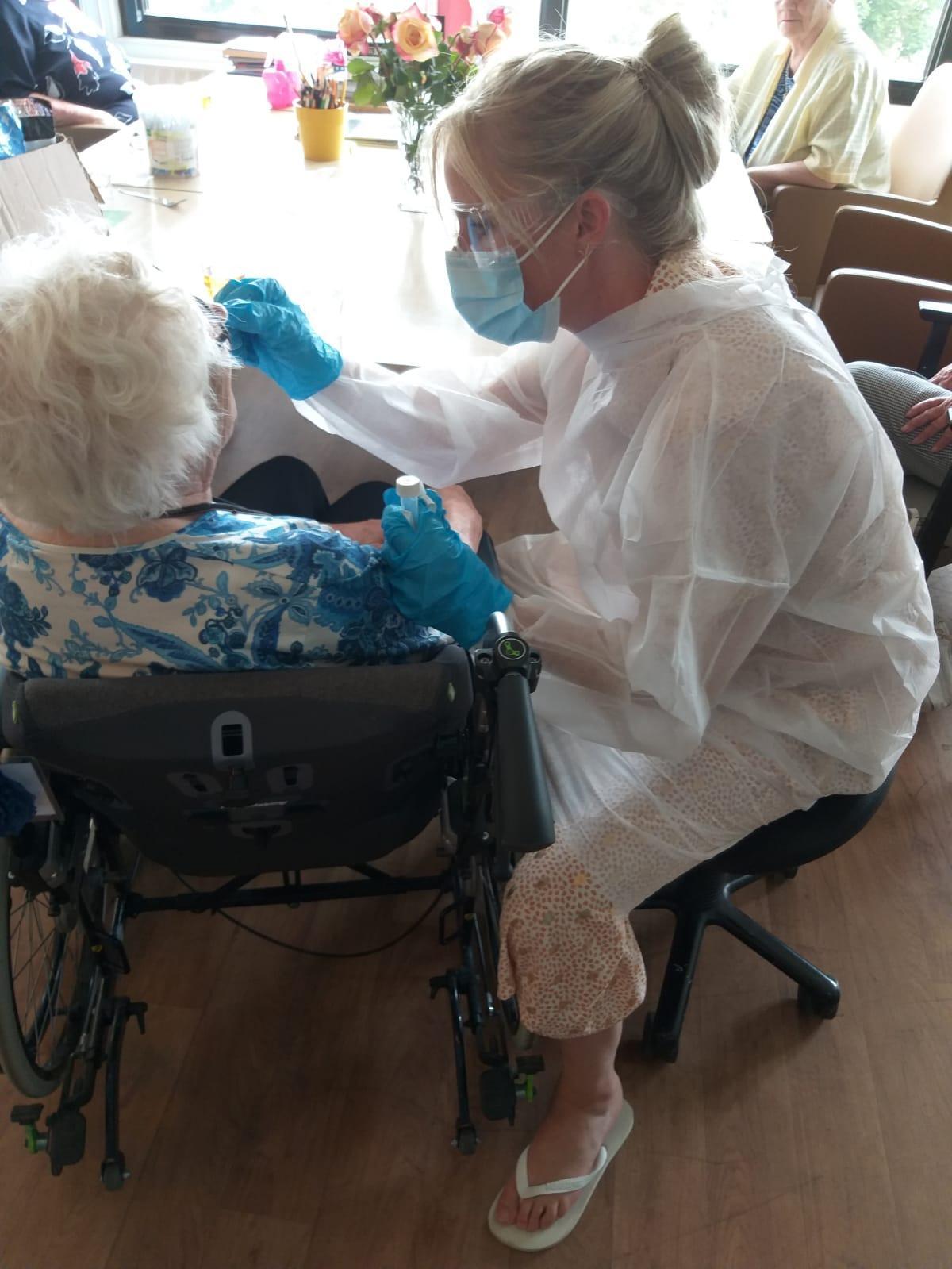 Met corona besmette zorgmedewerker Huis ter Wijck Beverwijk werkte niet elders