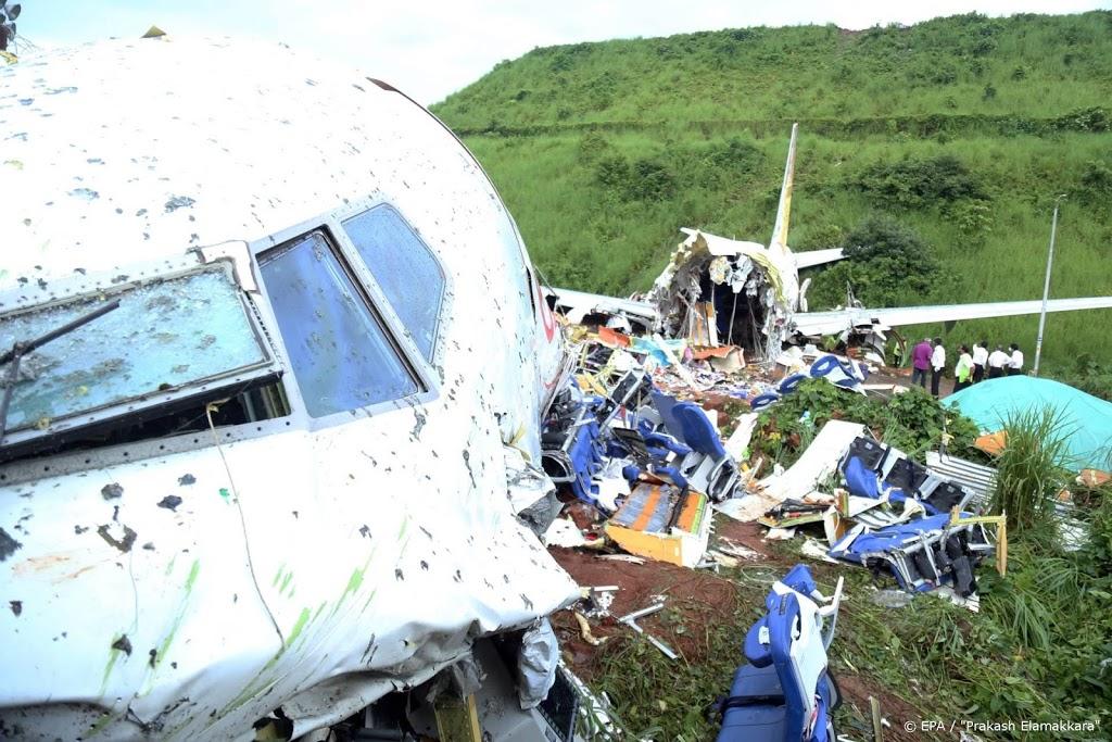 Dodental vliegtuigcrash India verder opgelopen