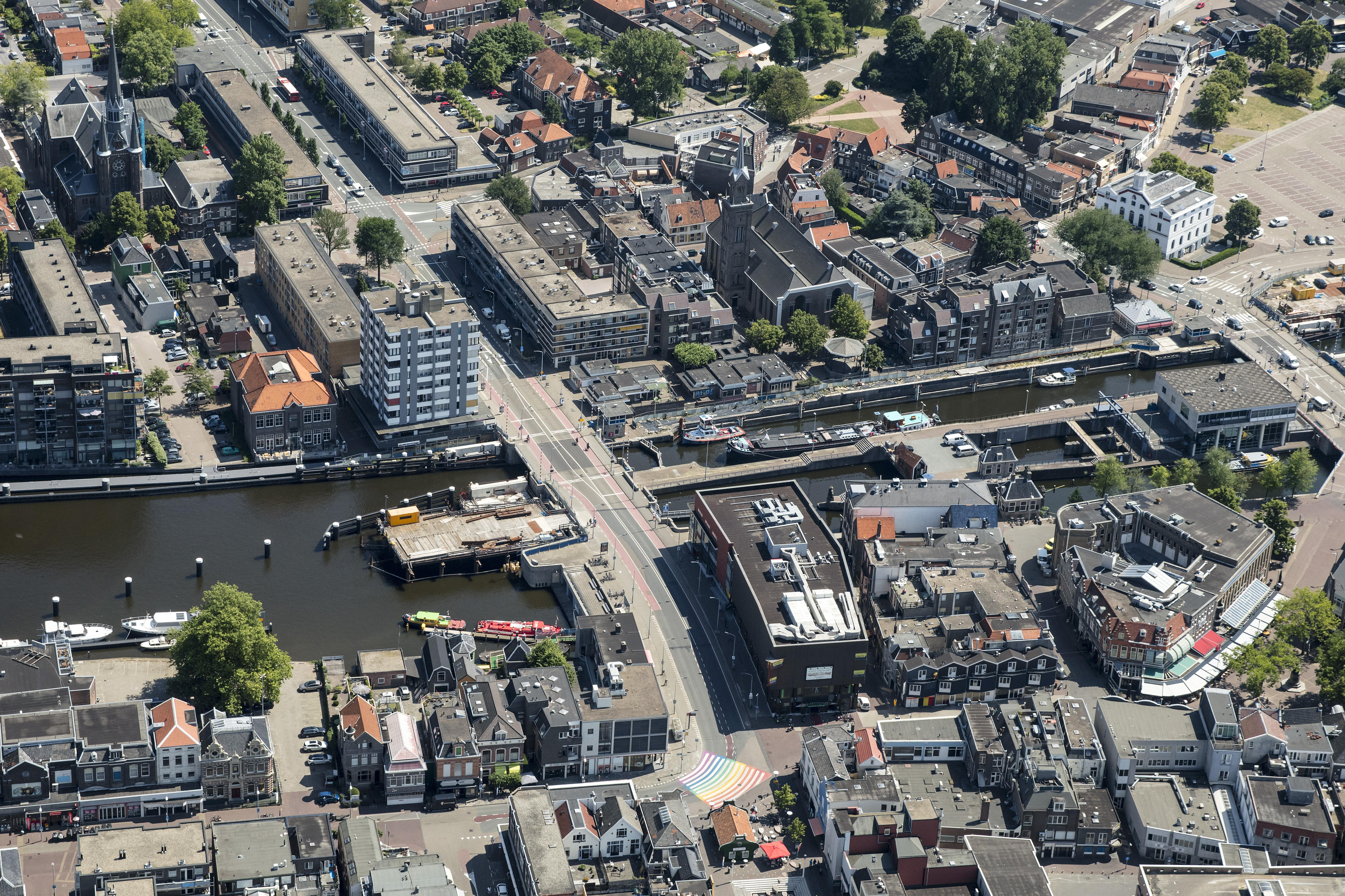 Afsluiting bruggen in centrum Zaandam is keuze tussen twee kwaden: lang of kort hinder