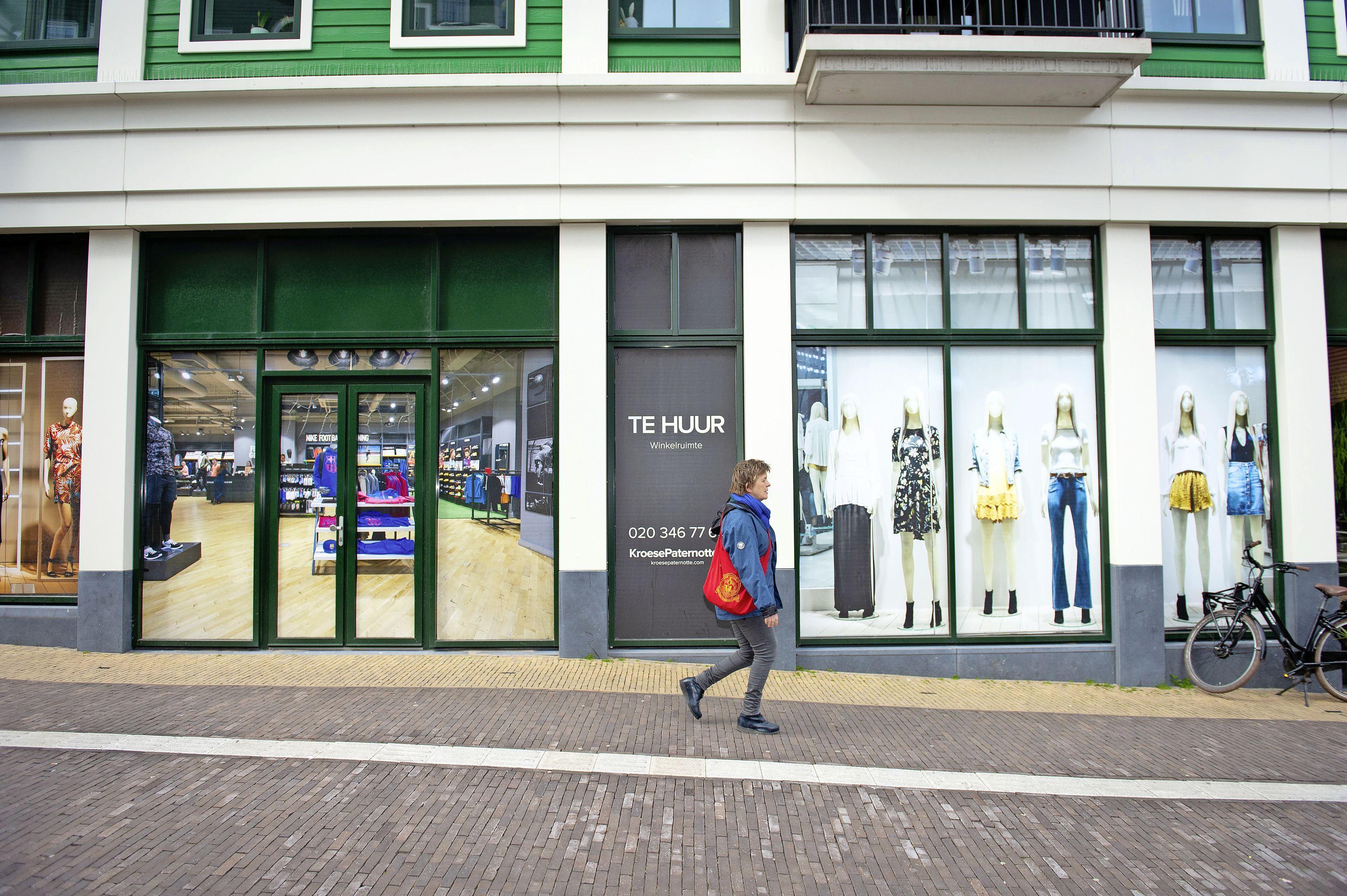 Zes winkels weg uit de binnenstad van Zaandam. 'Dit is nog maar het begin', zegt centrummanager Paul van Nobelen