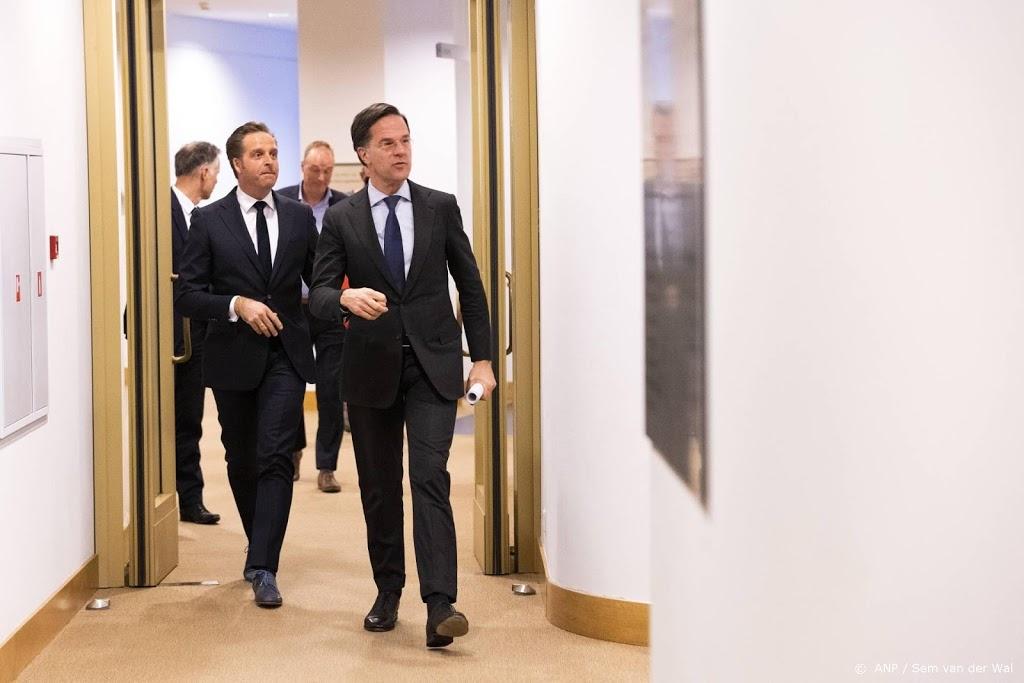 Ondernemers blij met 'eerste stap' kabinet, maar hoopten op meer