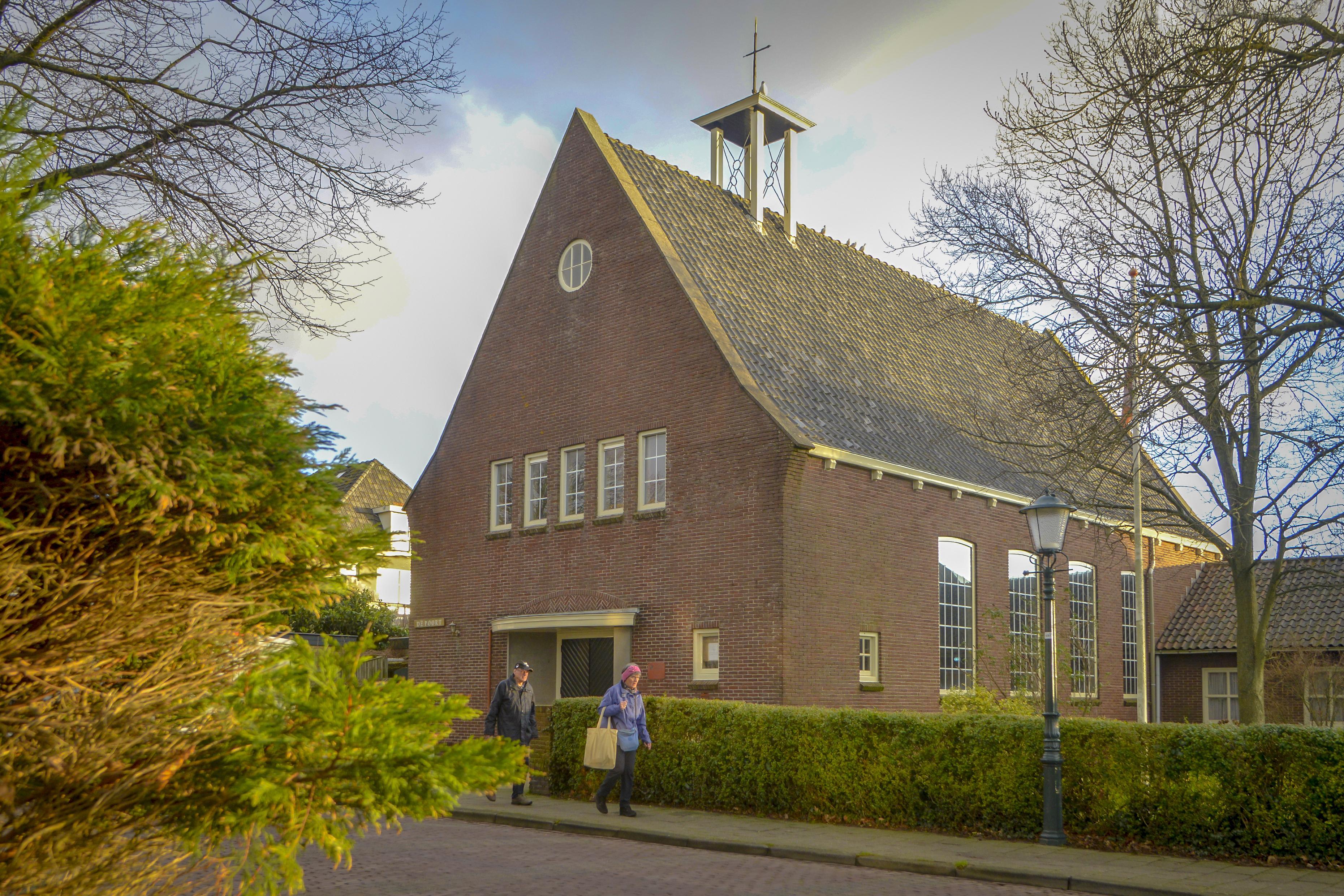 De kerk aan de Elemert op Texel is verkocht, maar: 'Volgens de koper blijft het gebouw zoals het is'