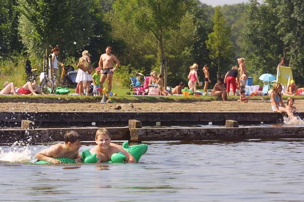 Kwaliteit zwemwater gemeente Wijdemeren 'in orde'