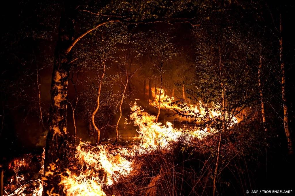 Twee meldingen bij Alarmcentrale ANWB om bosbrand bij Marseille