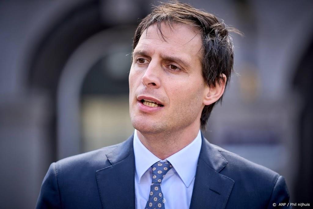 CDA-leider Hoekstra wil meer vaart in kabinetsformatie