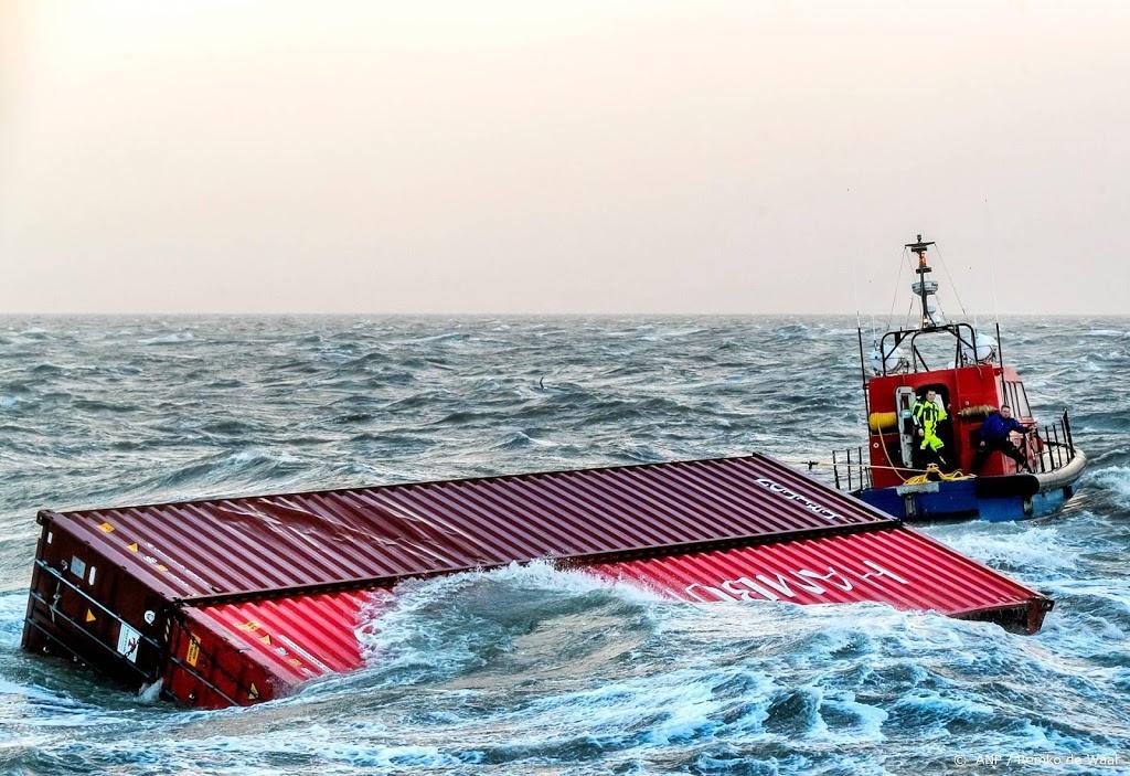 'Kwart afval containerramp MSC Zoe nog niet opgeruimd'