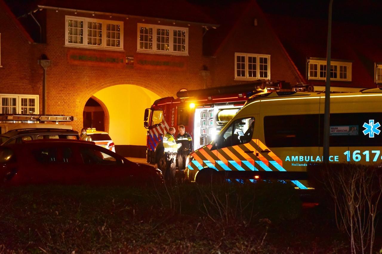 Man naar ziekenhuis door rokend tosti-apparaat in Wassenaar