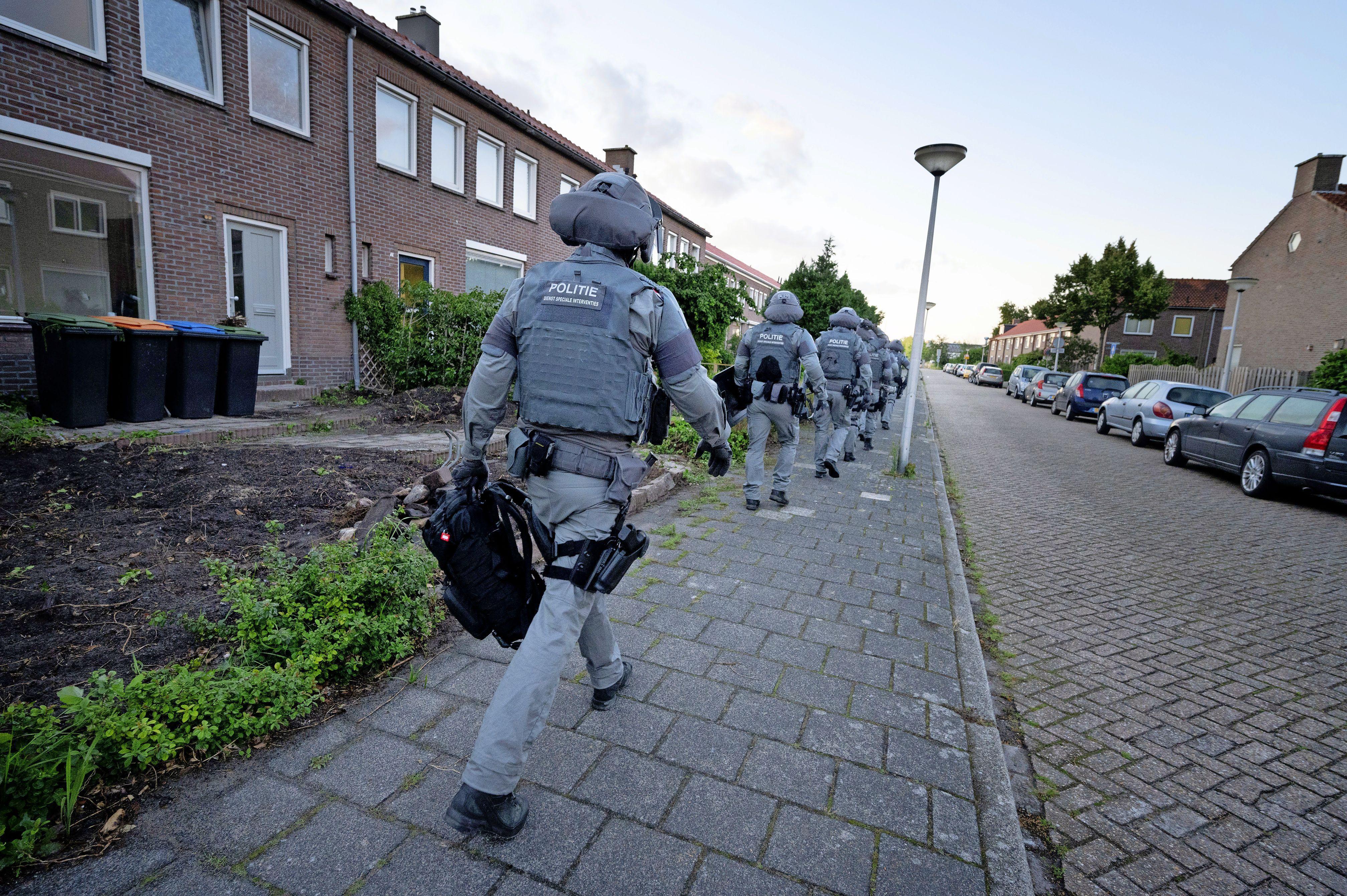 Drieënhalf jaar cel voor chauffeur die woningovervallers naar Hillegom bracht
