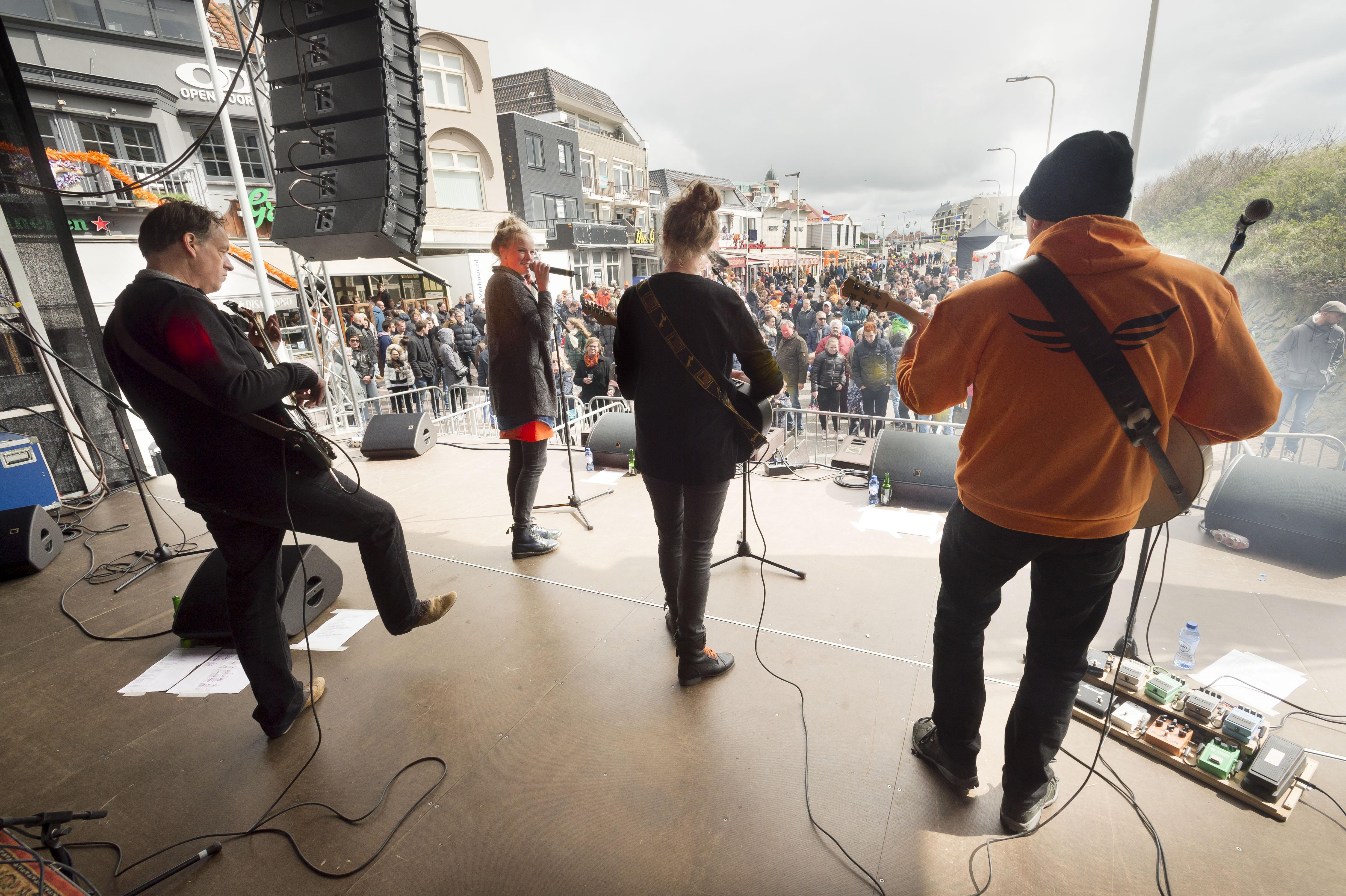 Festiviteiten rond Koningsdag in Noordwijk afgelast