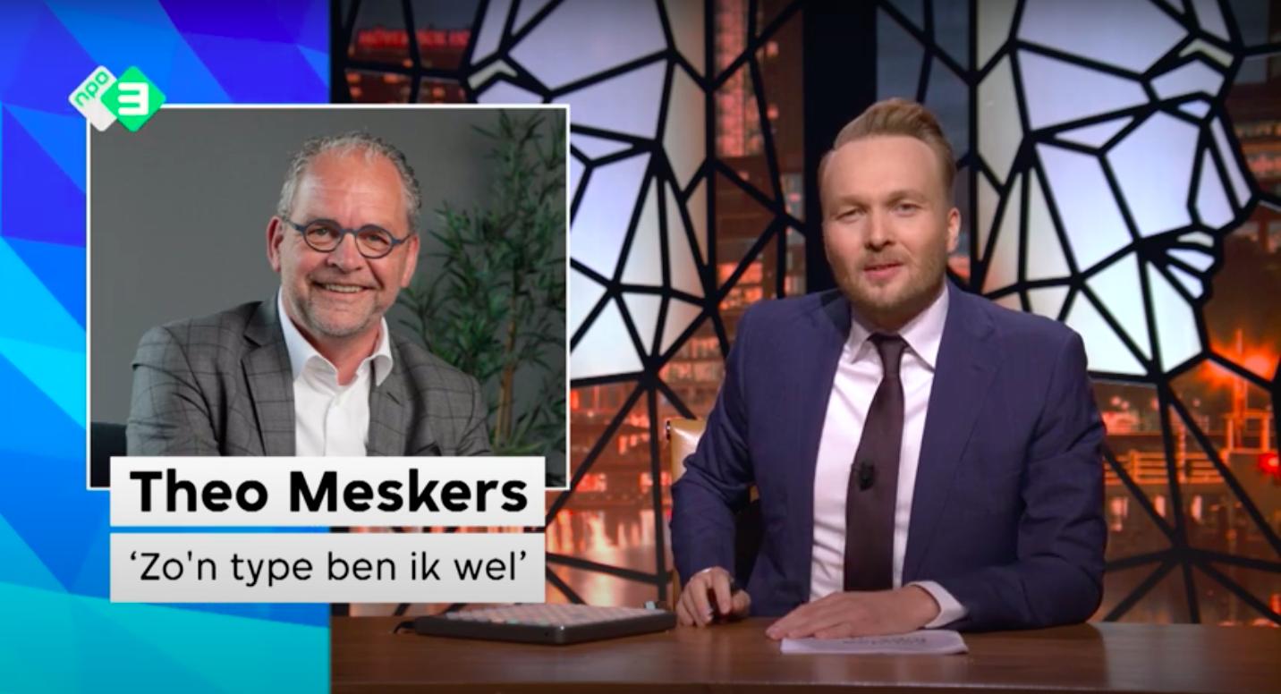 Arjen Lubach maakt gehakt van het vol zetten van de Wieringermeer met datacenters en windmolens. 'Onthutsend', vindt Lars Ruiter (24) die uit de VVD-fractie werd gezet omdat hij er iets van zei