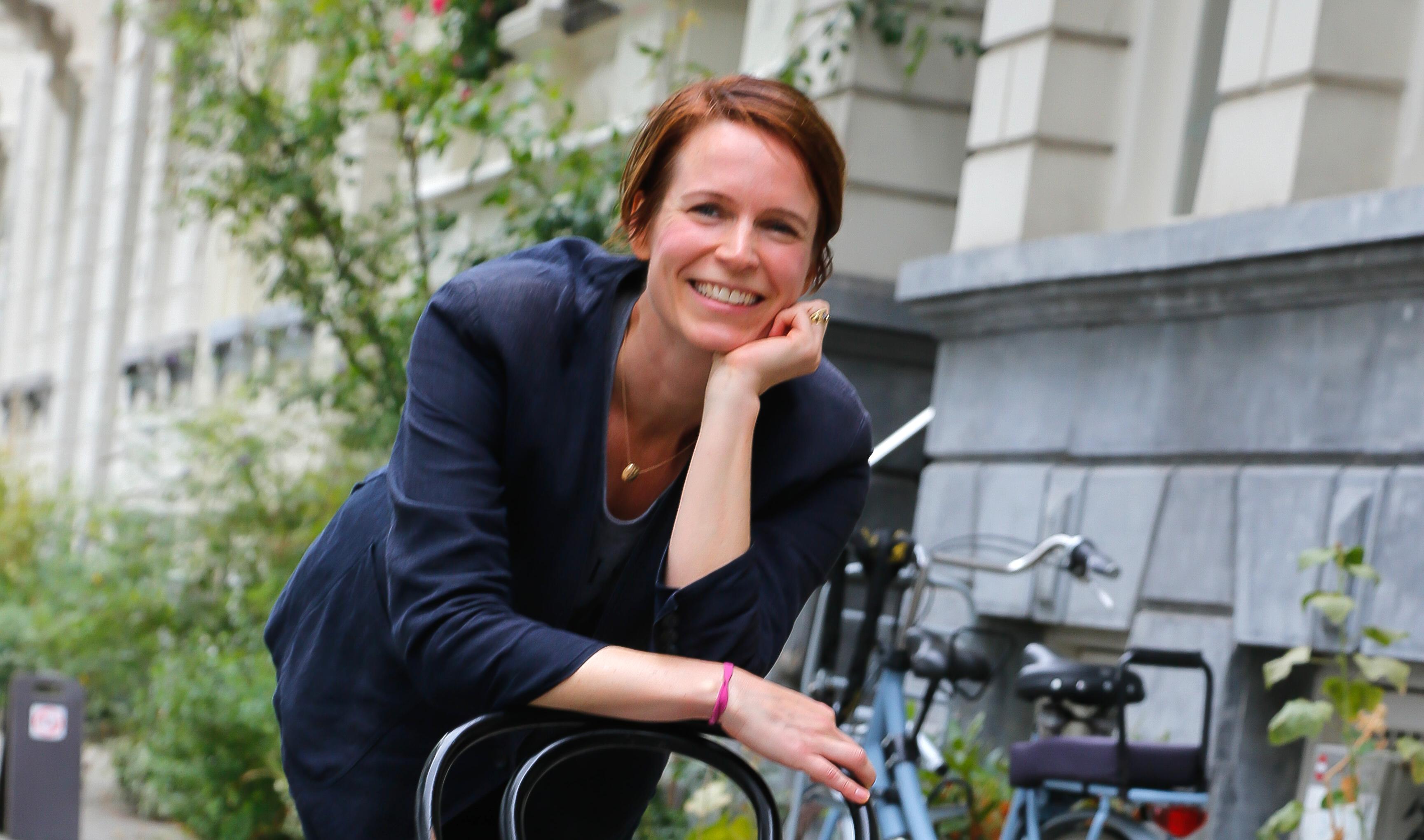 Column Hannah van Wieringen: Niet klagen maar dragen