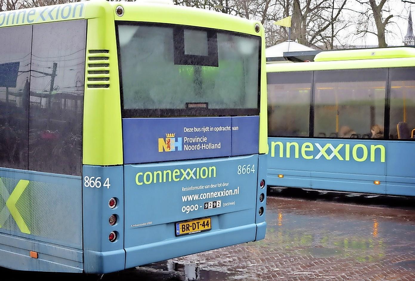 Dichte Velsertunnel kost de bus veel reizigers