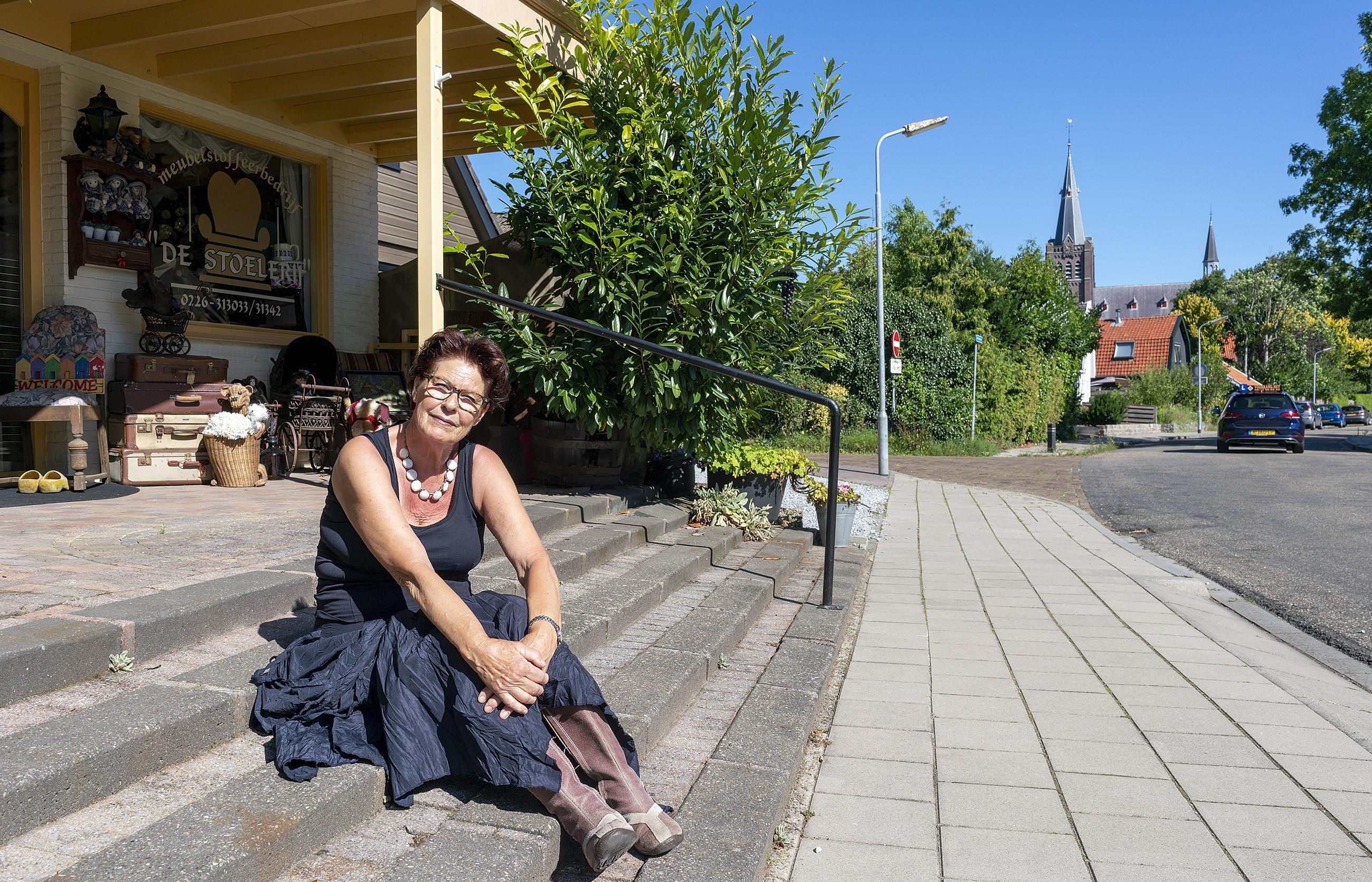 Janny Wijnker-Komen weigert te betalen: 'Langedijk heeft moderne roofridders in dienst'
