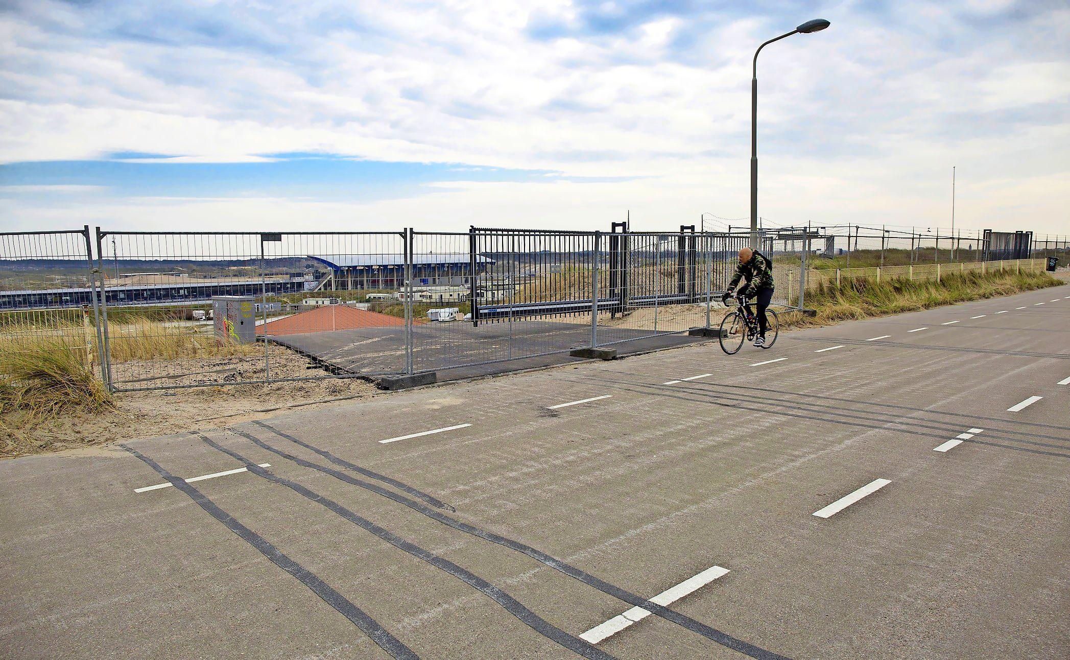 Weer consternatie over extra toegangsweg circuit Zandvoort 'Zowat elk document over deze weg is geheim'