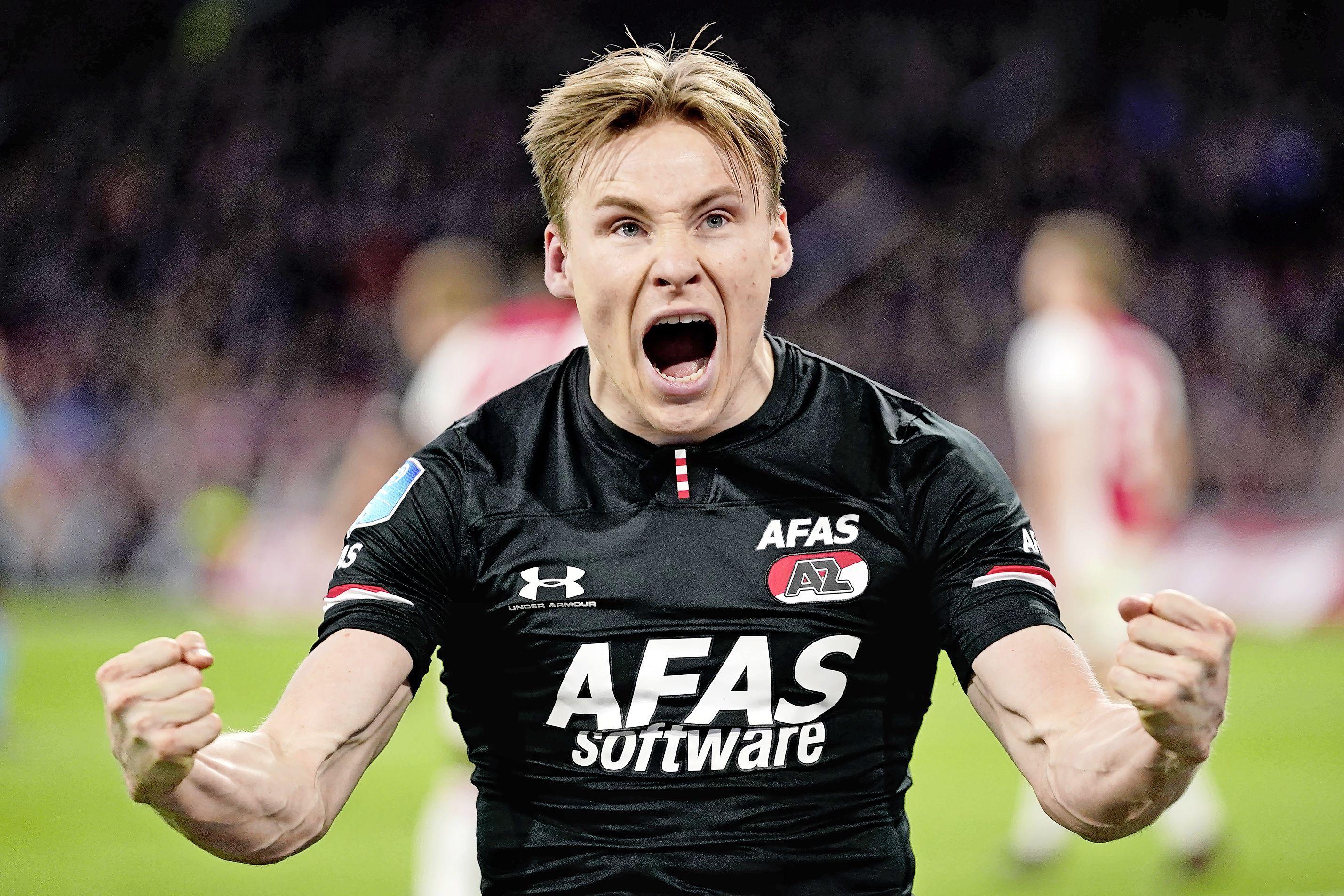 Jonas Svensson ziet AZ veranderen: 'De club is gegroeid naar een andere status'