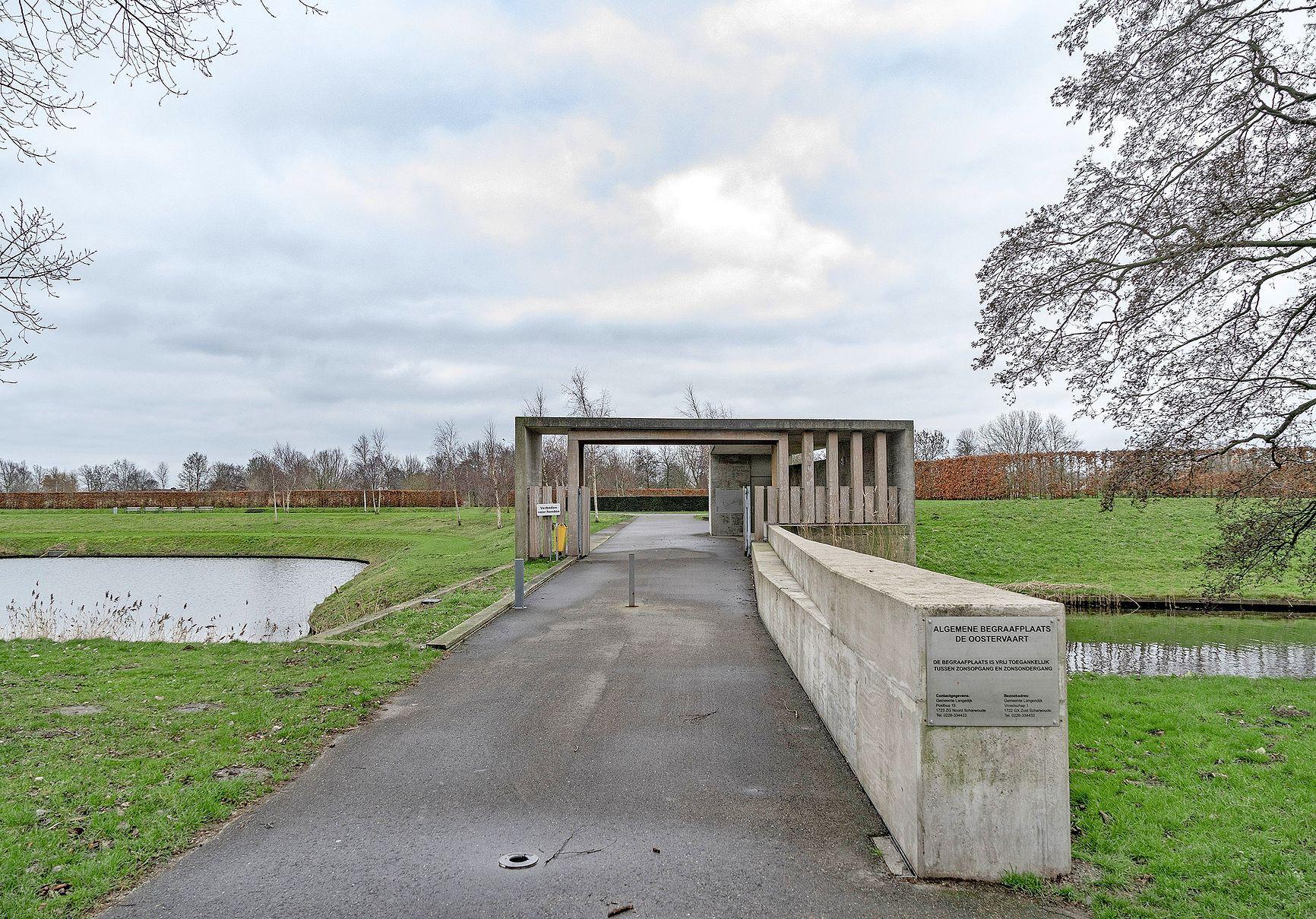 Een eigen graf in Langedijk kost 5920 euro. Nog steeds verreweg de duurste in de regio, maar niet meer in de toptien van het land