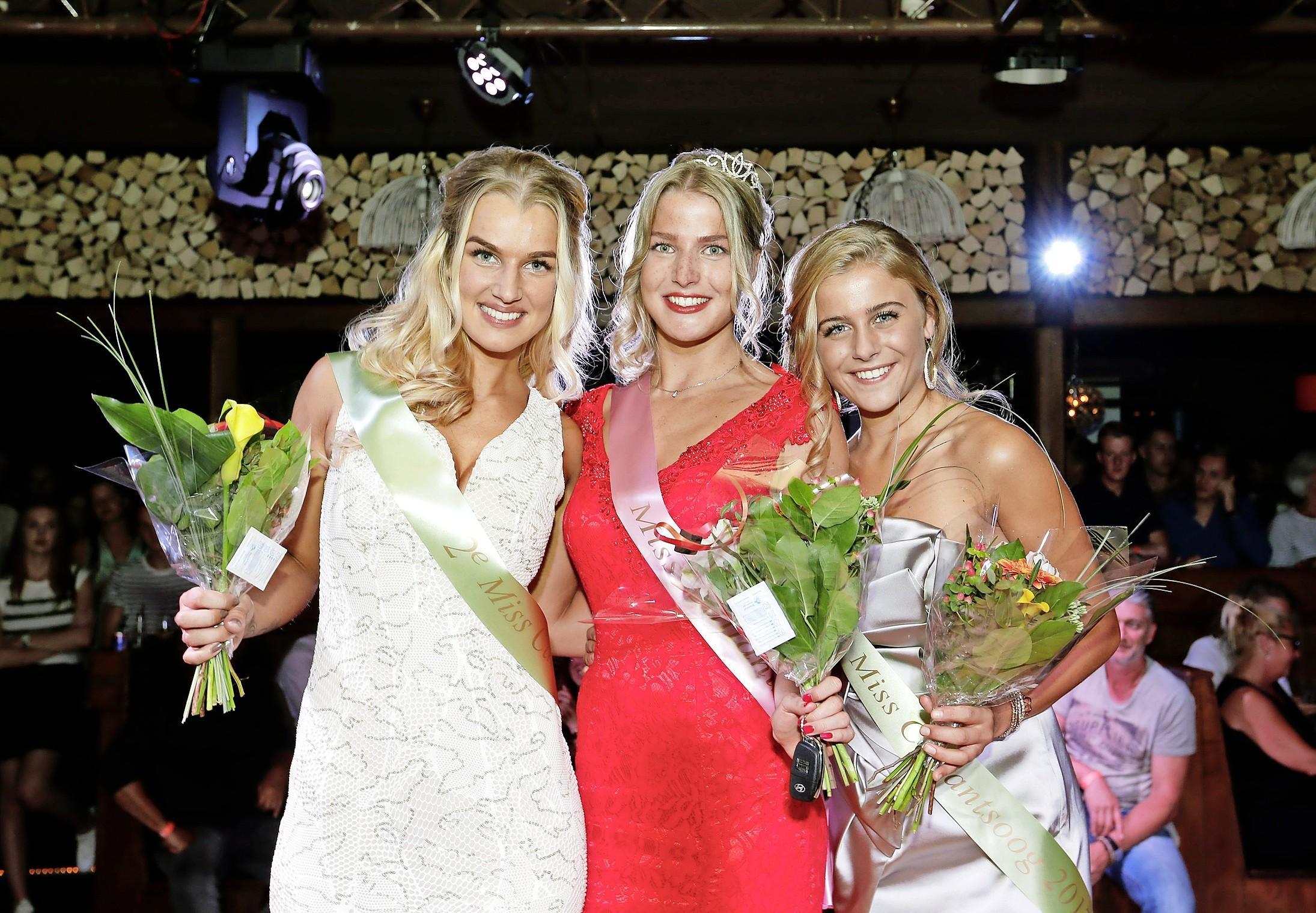 Jacky Vermaire uit Breezand wordt Miss Callantsoog 2017