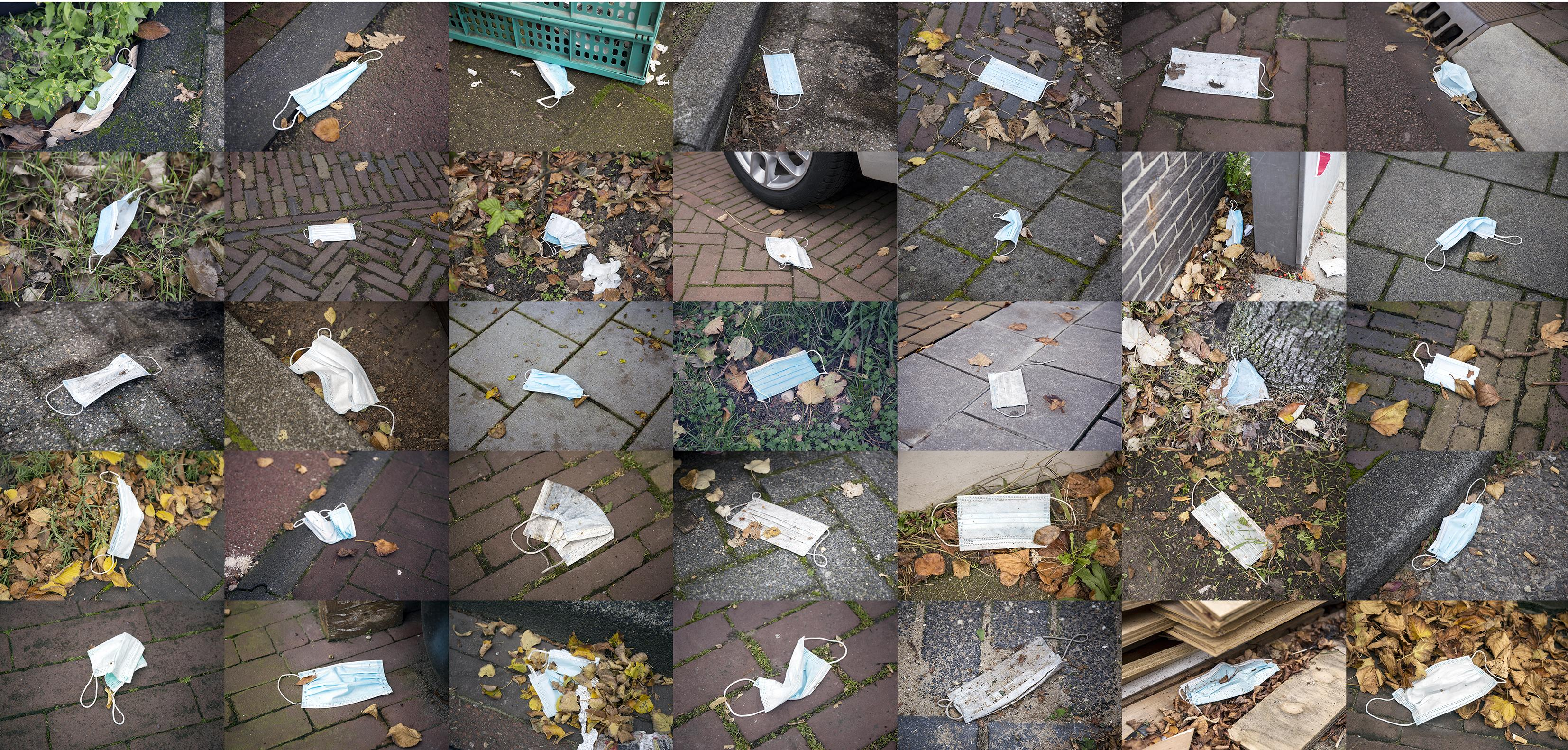 Haarlem vergeven van de 'zwerfkapjes': 'Het is een heel groot drama'