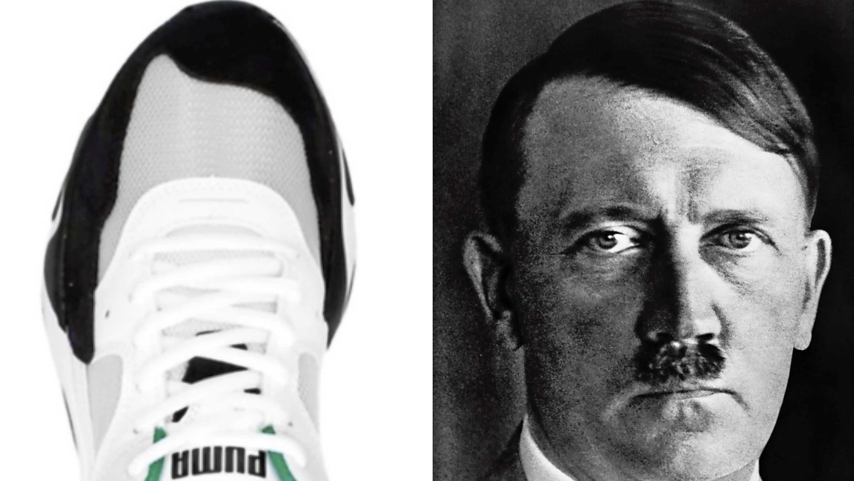 Ophef om 'Hitler-sneaker' van Puma | Buitenland | Telegraaf.nl