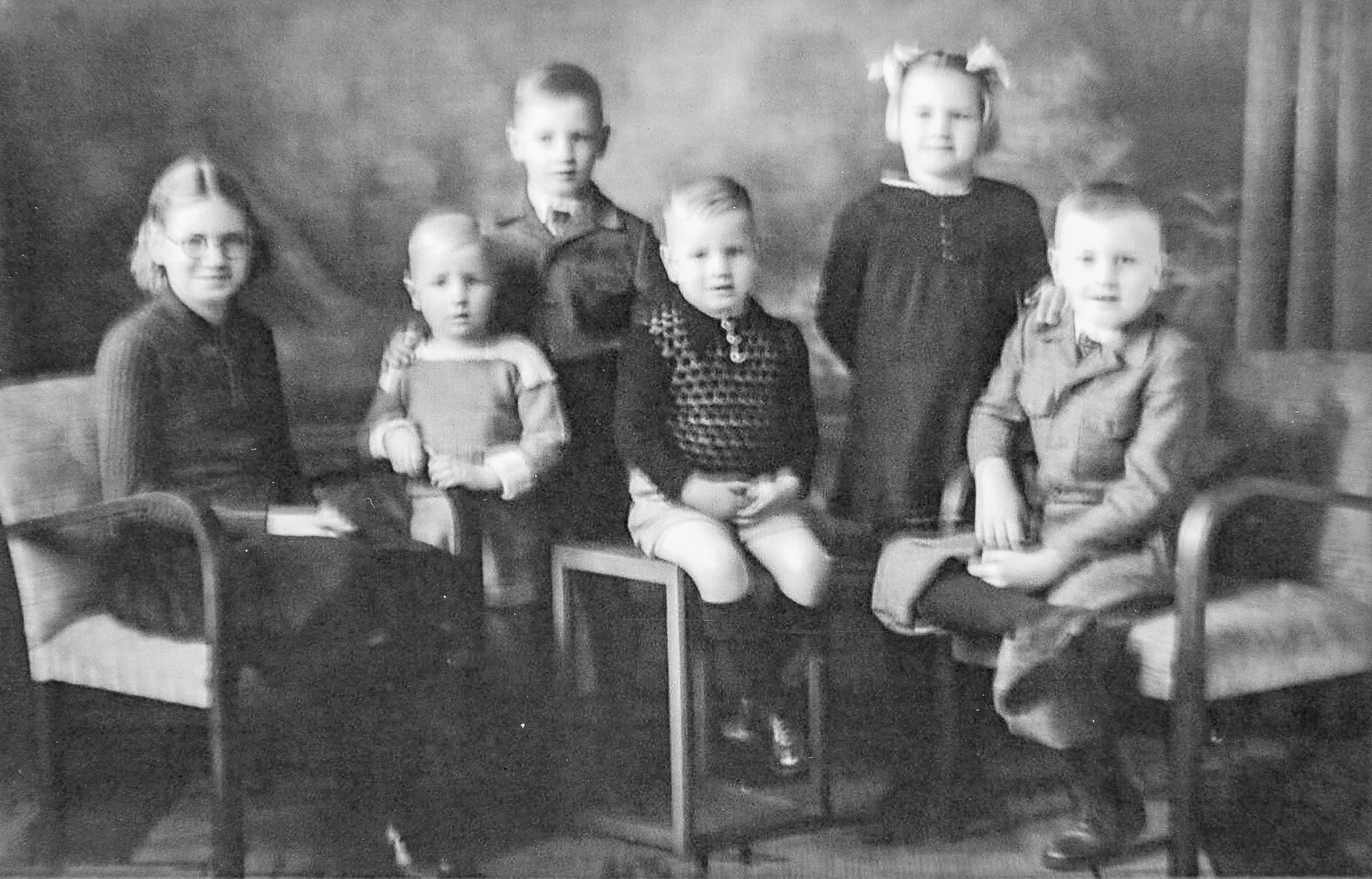 De zes kinderen Bergsma kwamen als wees uit het jappenkamp: 'Wij zullen een ander nooit verraden'
