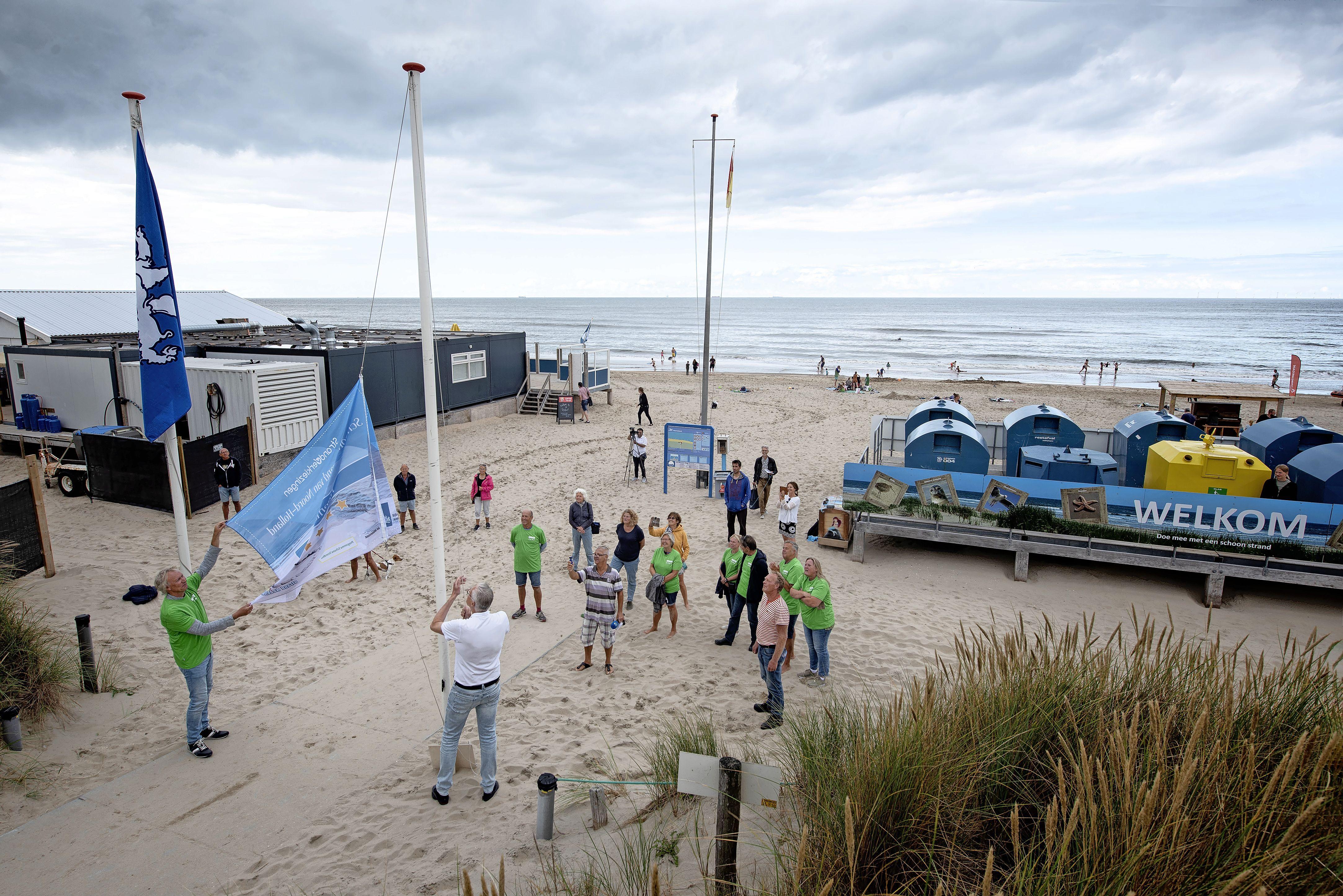Stroomkabel naar strand Heemskerk stap dichterbij, hoop dat in 2023 diesel verdwijnt