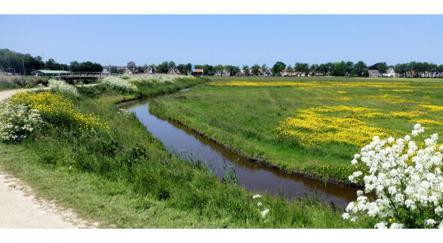 Nieuwe fietstocht over strandwallen en door polders van het oude Oer-IJ