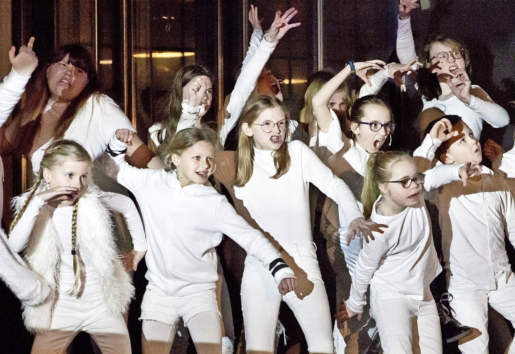 Open huis Fluxus met optredens en workshops