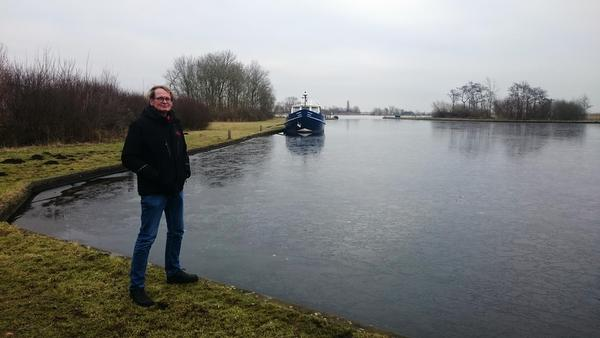Kapiteins gaan in mei liggeld betalen in Keverhaven bij Kaag