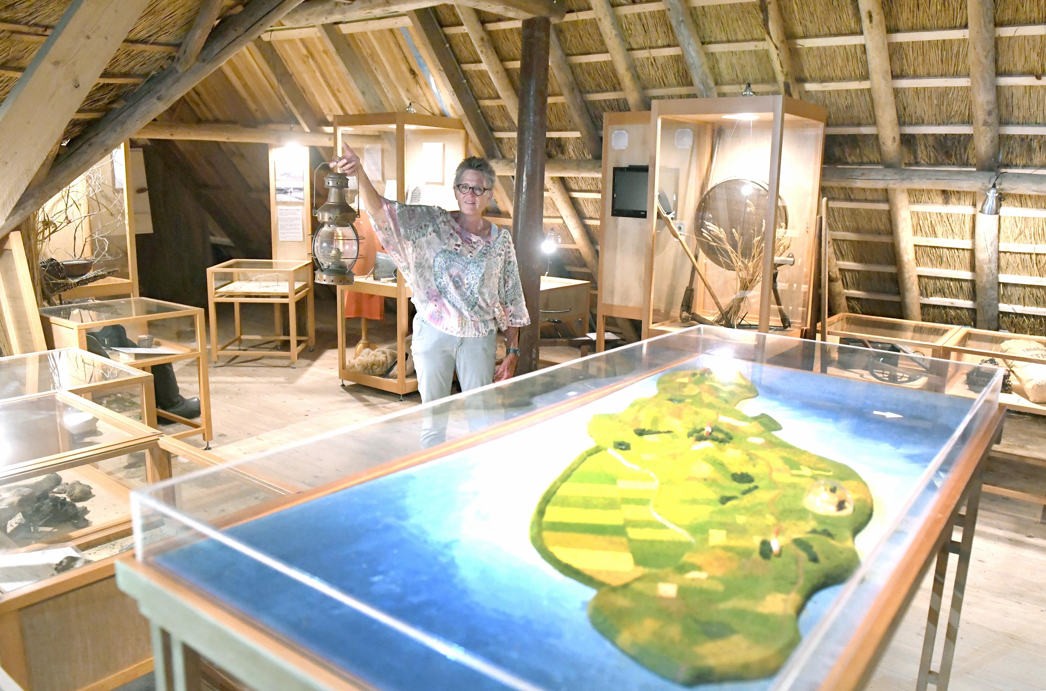 Wieringer Eilandmuseum loopt nu bezoekers mis door vrijwilligerstekort en het zou fijn zijn als iemand kan helpen met de vergeten groenten