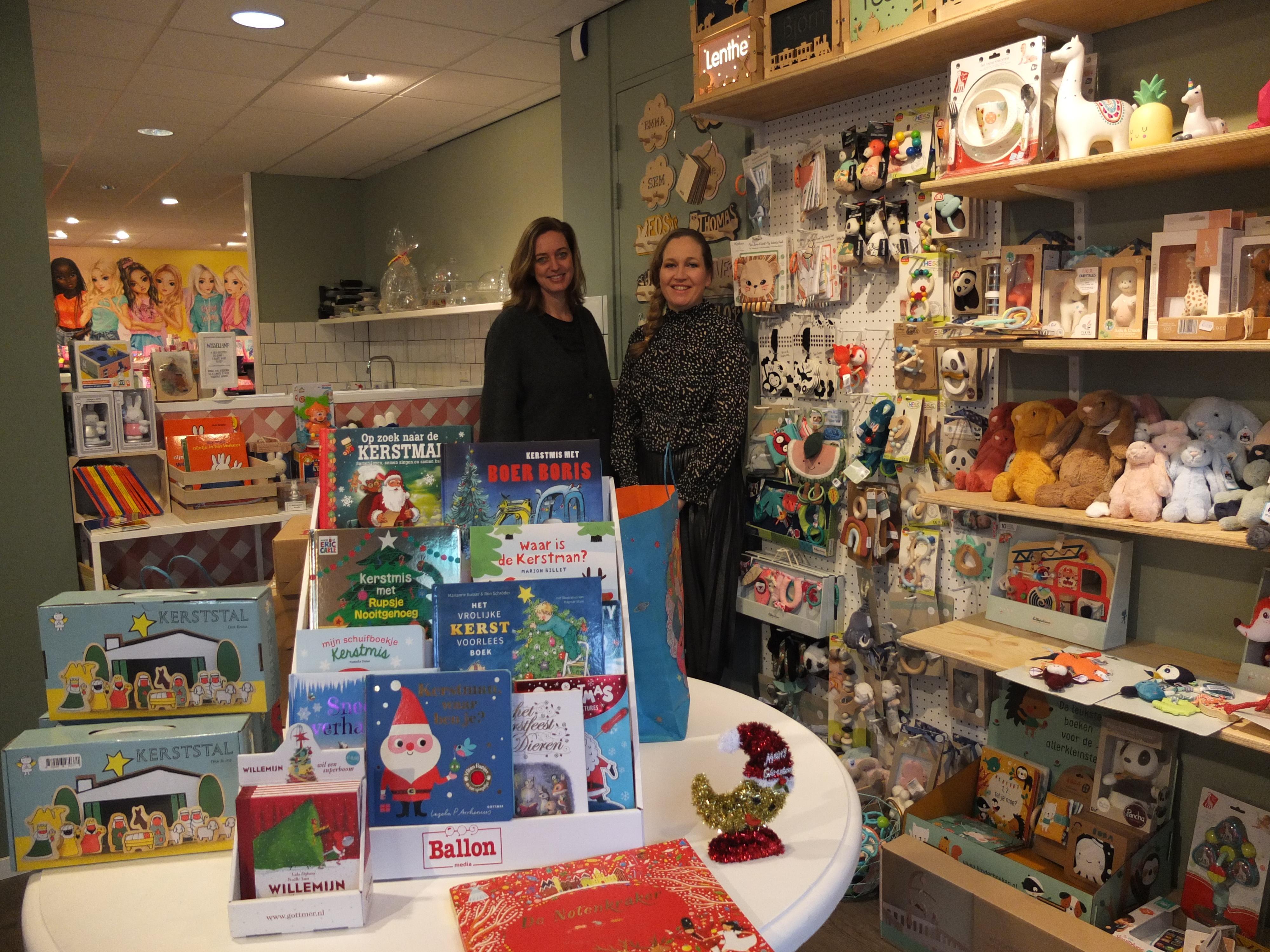 Kinderwarenhuis is verhuisd naar beter zichtbare plek in Lisse: 'Lievelingetjes verwijst zowel naar de kinderen als de producten die we verkopen'