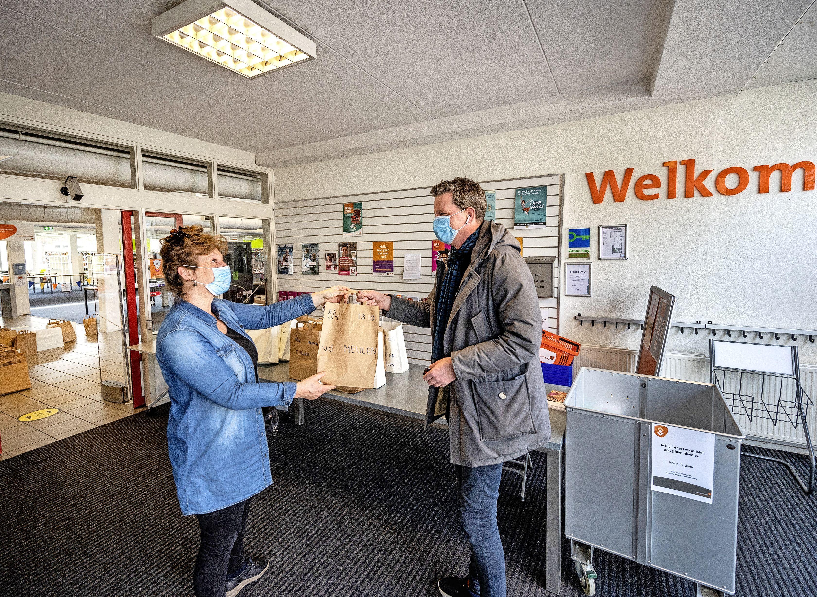 Raad Haarlem wil reserveren boektitels weer mogelijk maken; de bibliotheek is bereidwillig maar kan een radicale herinvoering van dit systeem niet aan