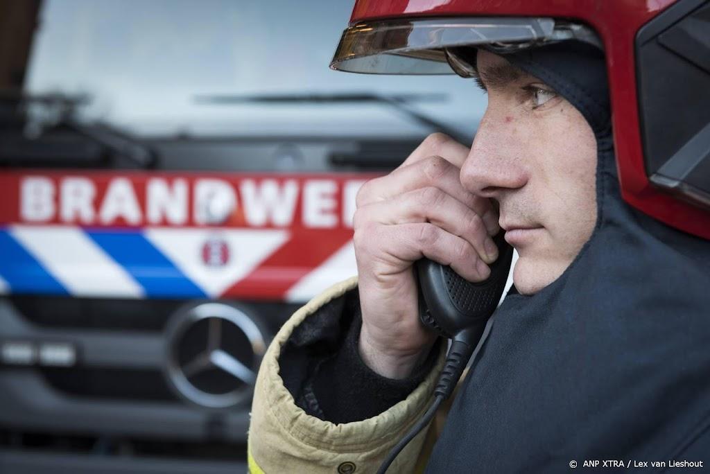Brand bedrijfsverzamelgebouw Soesterberg onder controle
