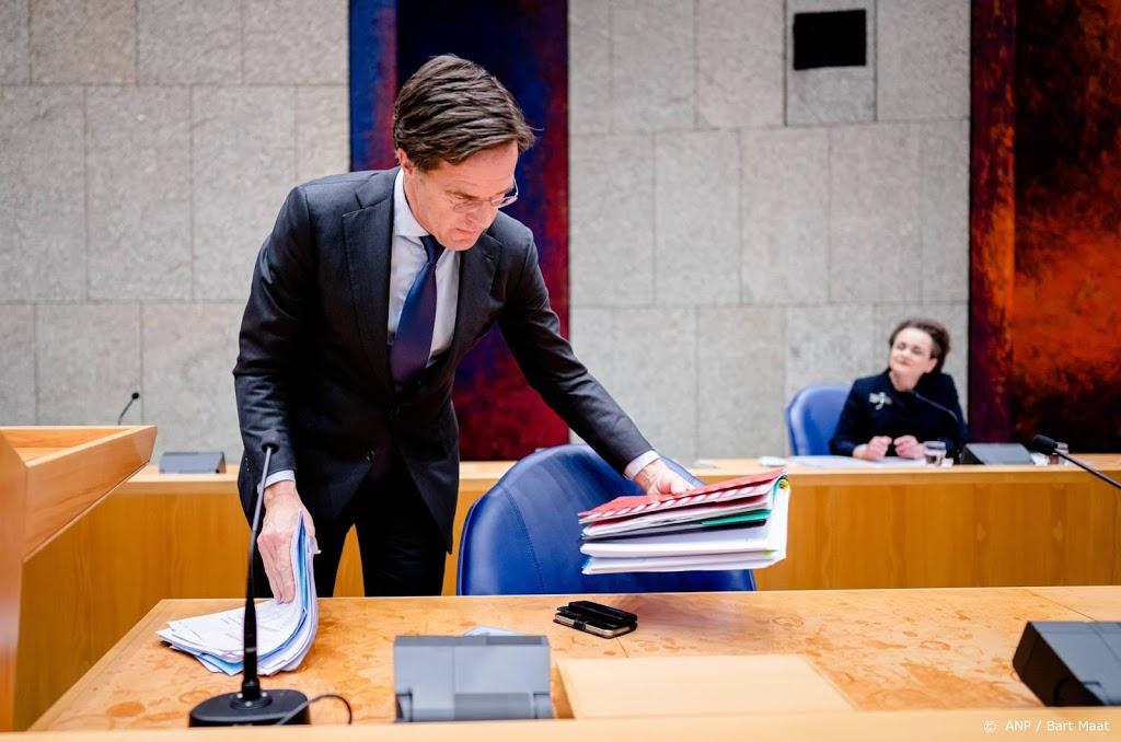 Kamer debatteert donderdag over onthullingen toeslagenaffaire