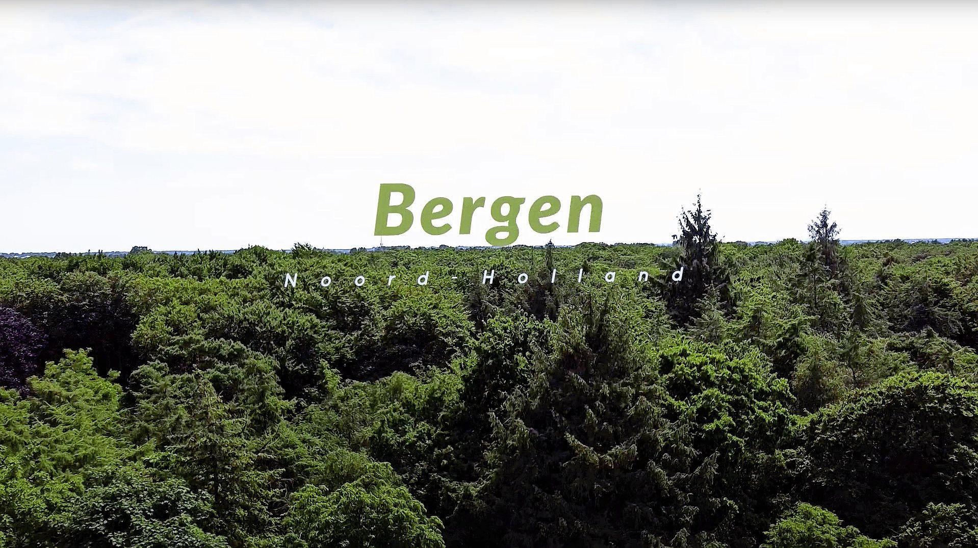 Een gelikt filmpje, een nieuwe website en een 'slimme campagne': Bergen maakt zich klaar voor bezoekers nu de coronamaatregelen versoepelen [video]