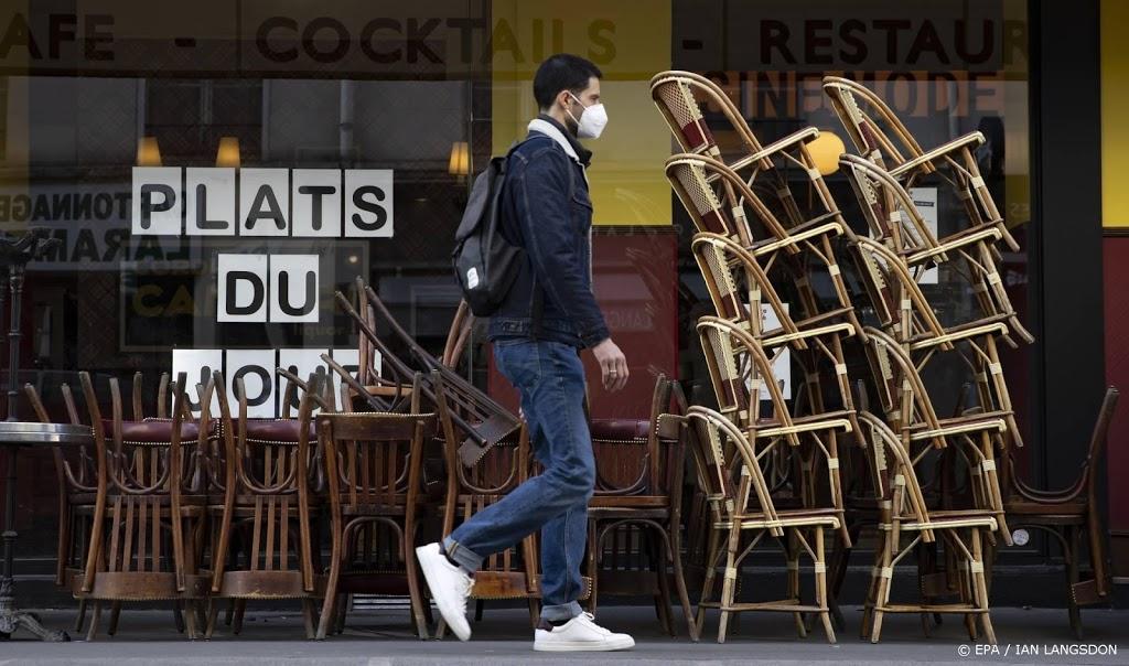Frankrijk mikt op versoepeling coronamaatregelen vanaf 2 mei