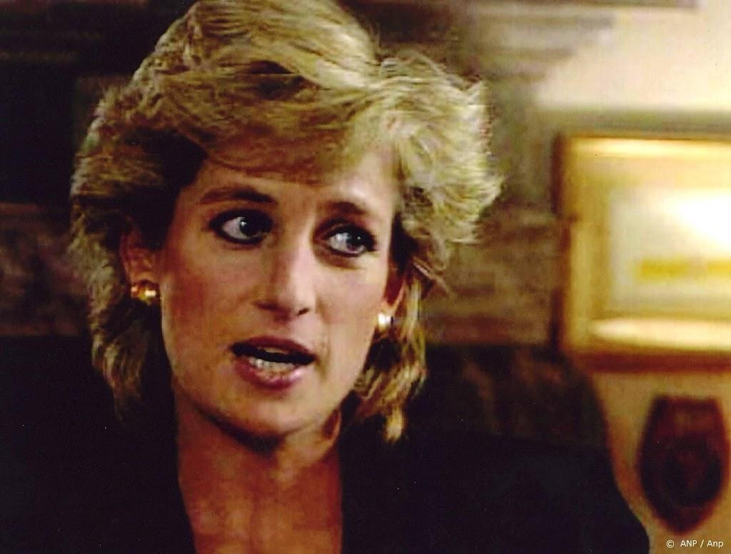 BBC onderzoekt afspraken over explosief interview prinses Diana