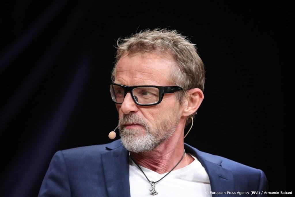 Thrillerauteur Jo Nesbø schrijft geschenk voor lezend Nederland